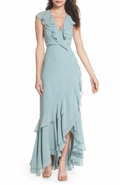 Women S Green Wedding Guest Dresses Nordstrom