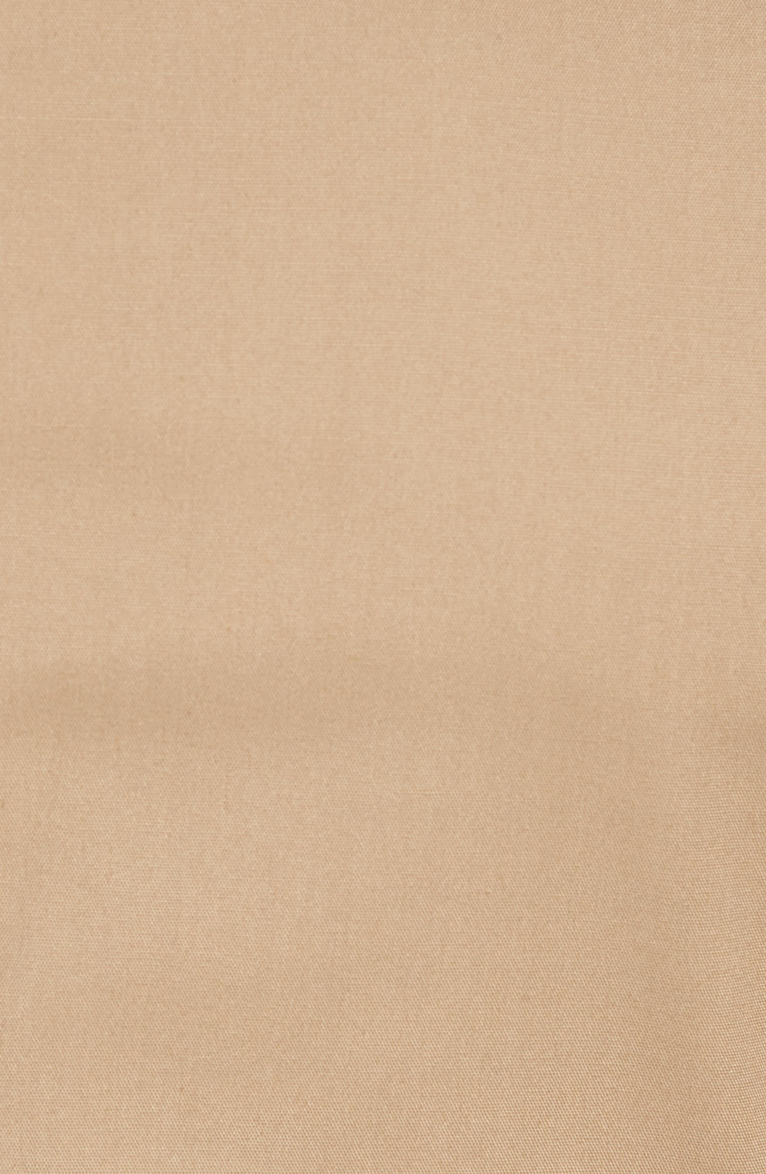 Irons AIM Classic Fit Solid Cotton Blend Suit,                             Alternate thumbnail 7, color,                             Khaki