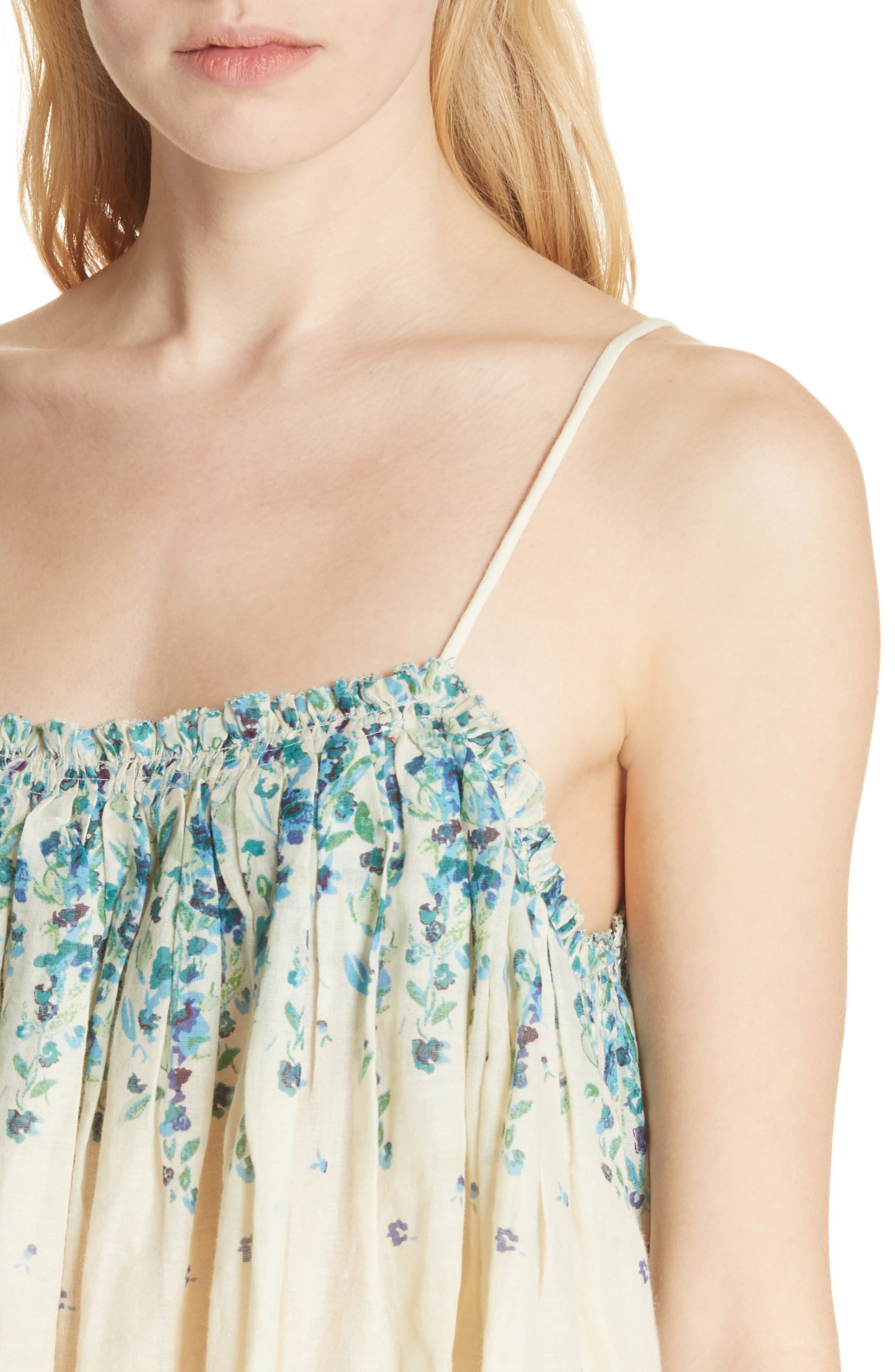 Instant Crush Camisole,                             Alternate thumbnail 4, color,                             Ivory