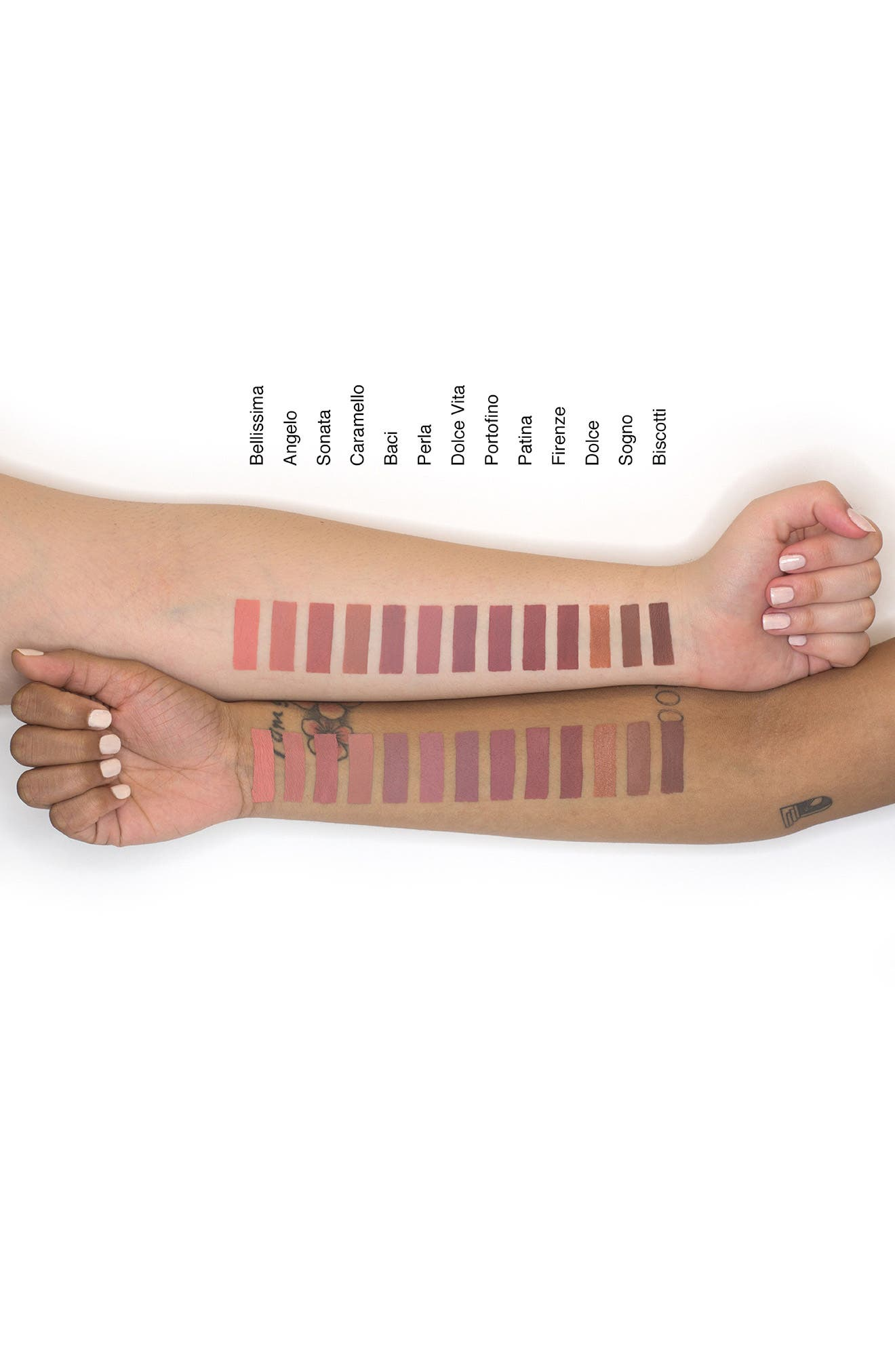 Alternate Image 2  - stila stay all day liquid lipstick