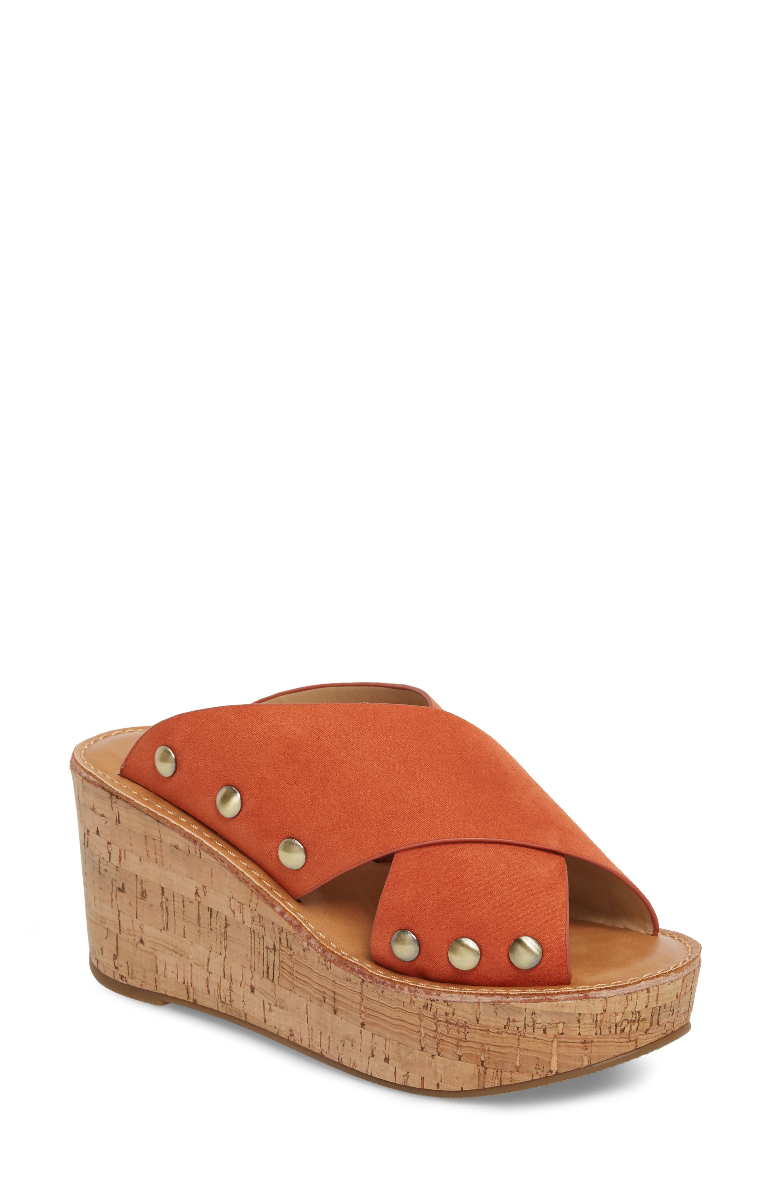 Chinese Laundry Oahu Platform Wedge Sandal (Women)