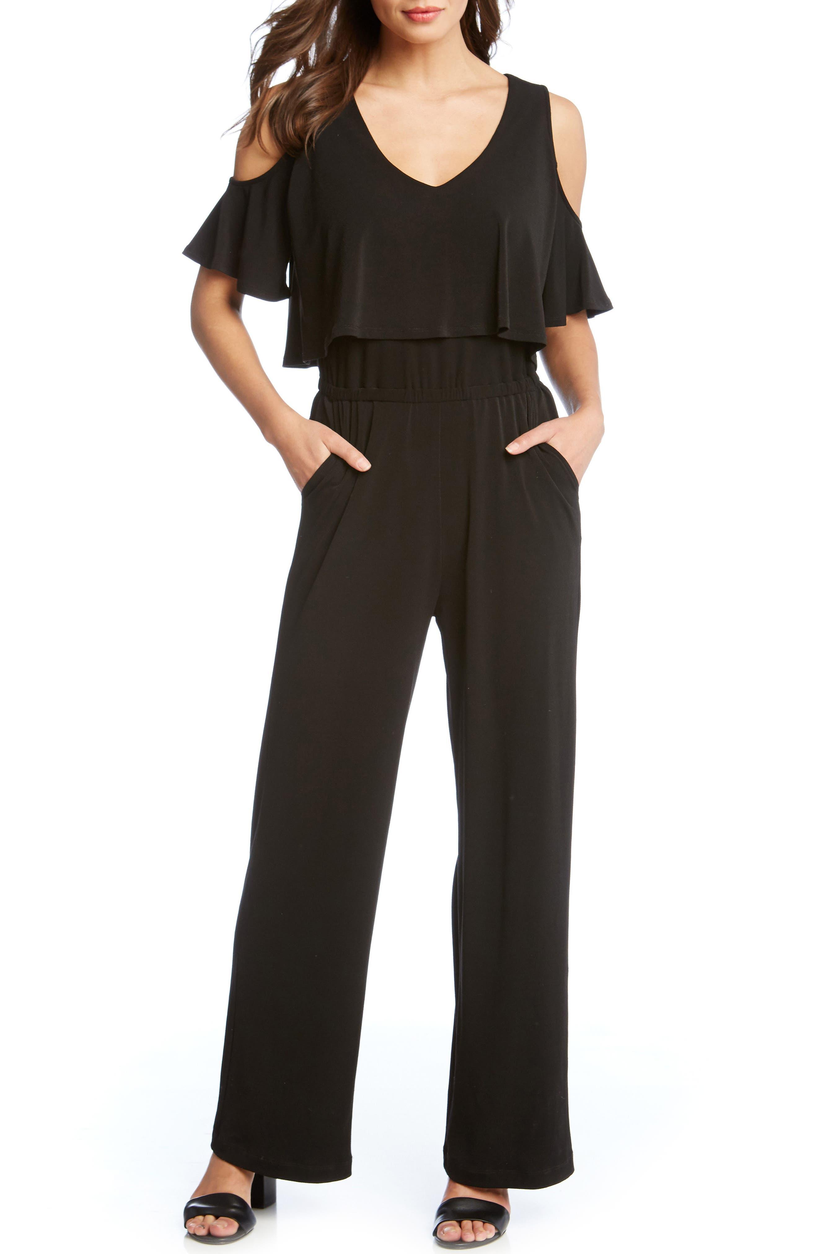Karen Kane Popover Jumpsuit