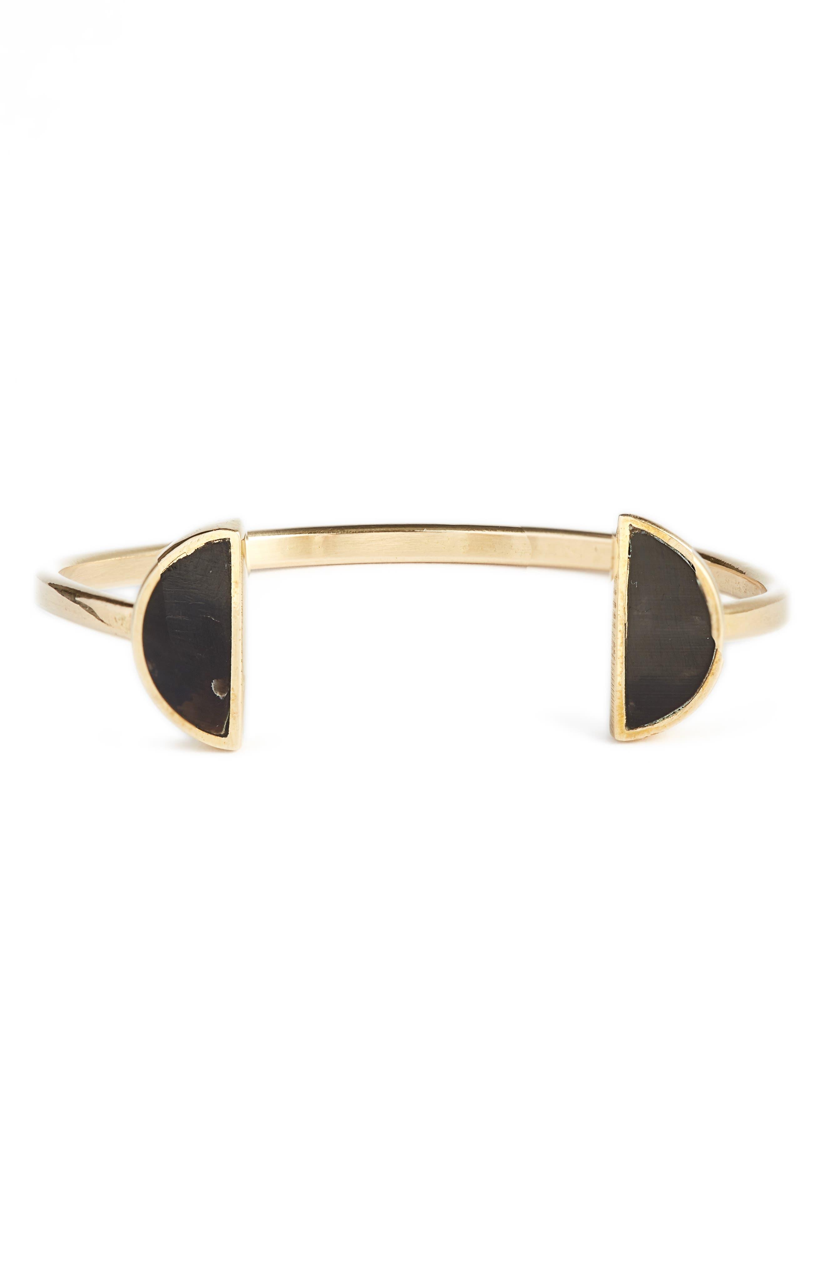 Soko Split Moon Cuff Bracelet