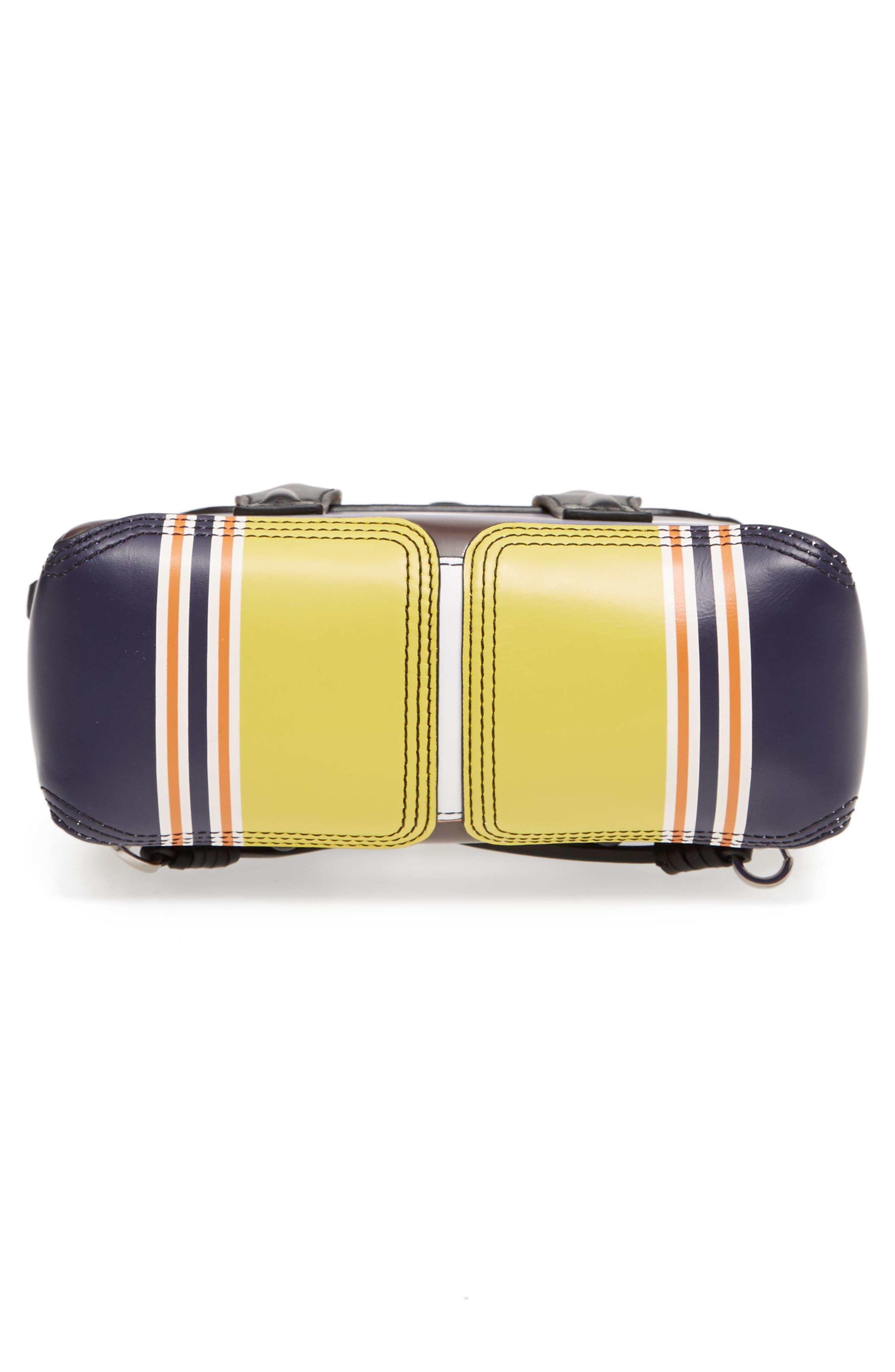 Alternate Image 6  - 3.1 Phillip Lim Mini Pashli Stripe Leather Satchel
