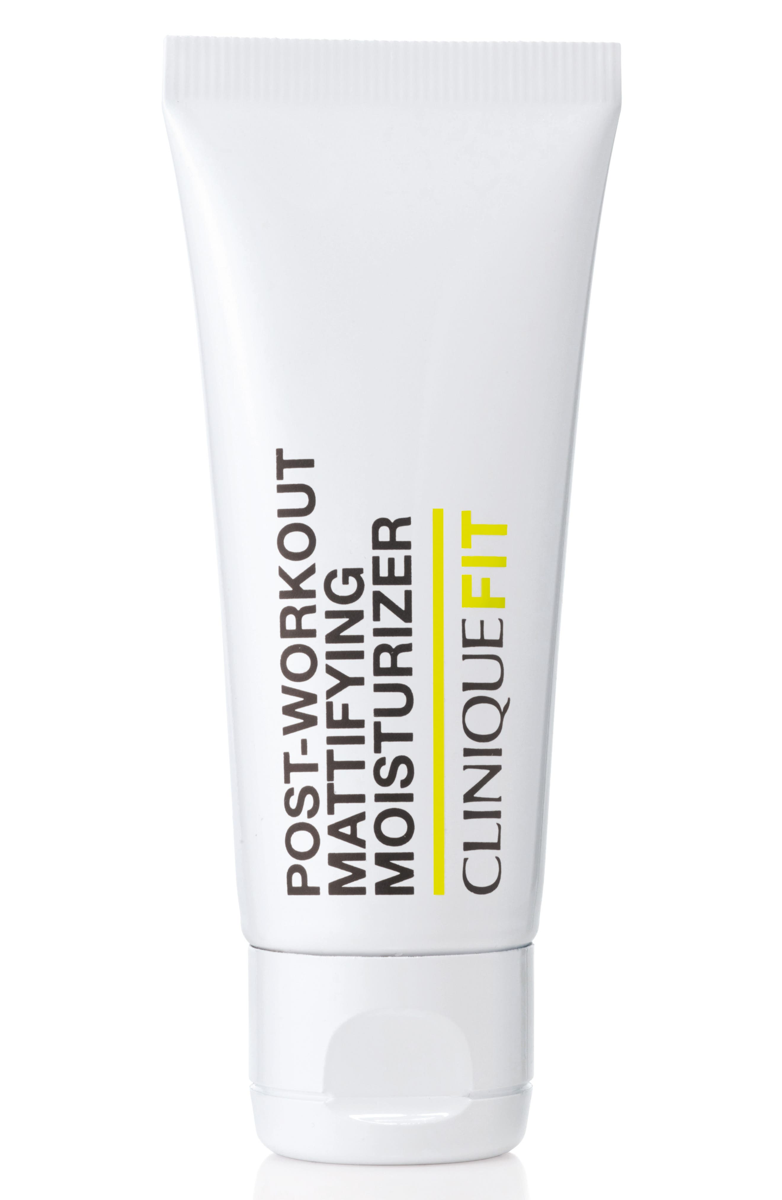 CliniqueFIT Post-Workout Mattifying Moisturizer,                             Main thumbnail 1, color,                             No Color