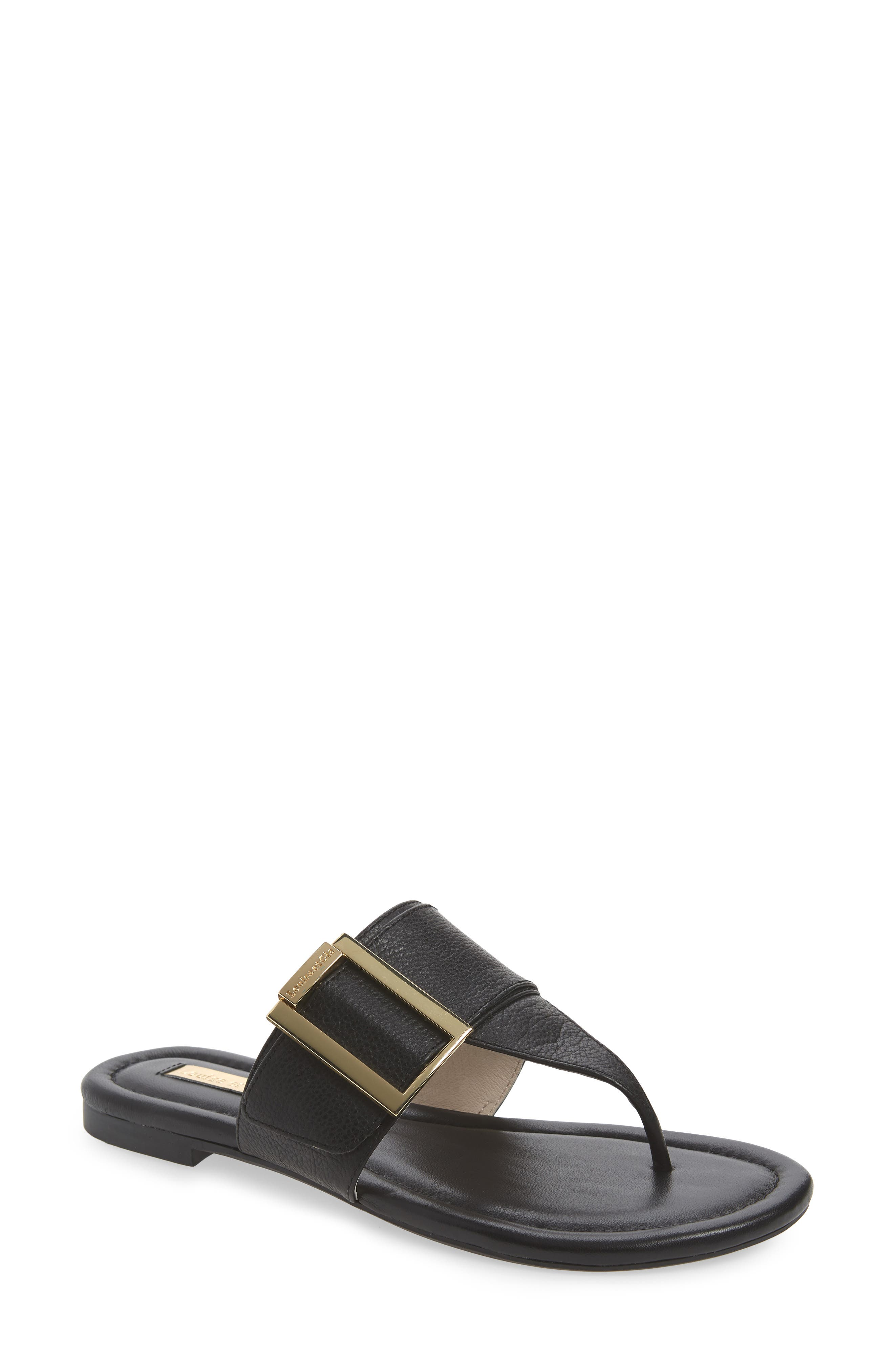 Alternate Image 1 Selected - Louise et Cie Agatha Sandal (Women)