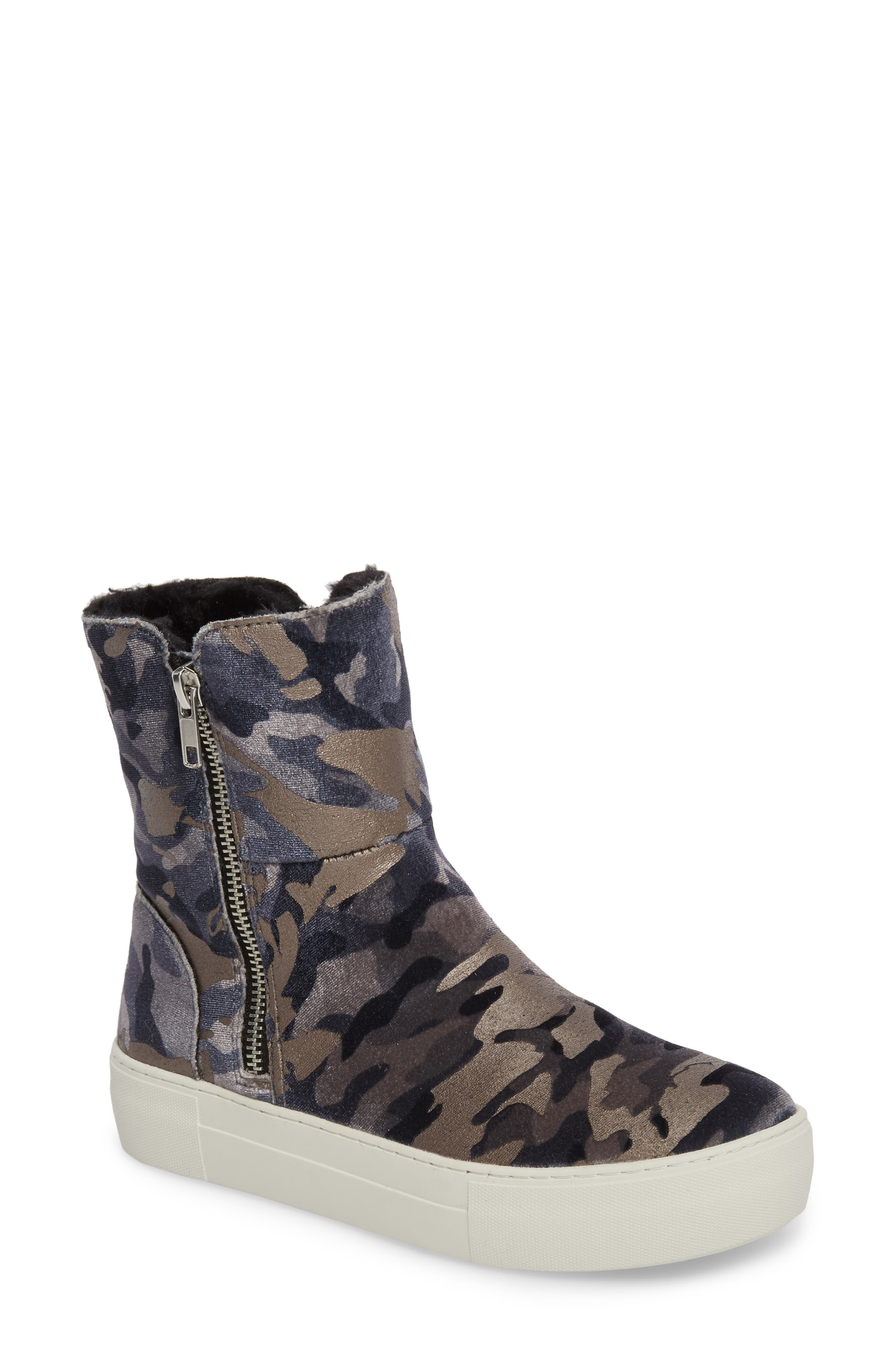 Garrson Sneaker Boot,                             Main thumbnail 1, color,                             Camouflage