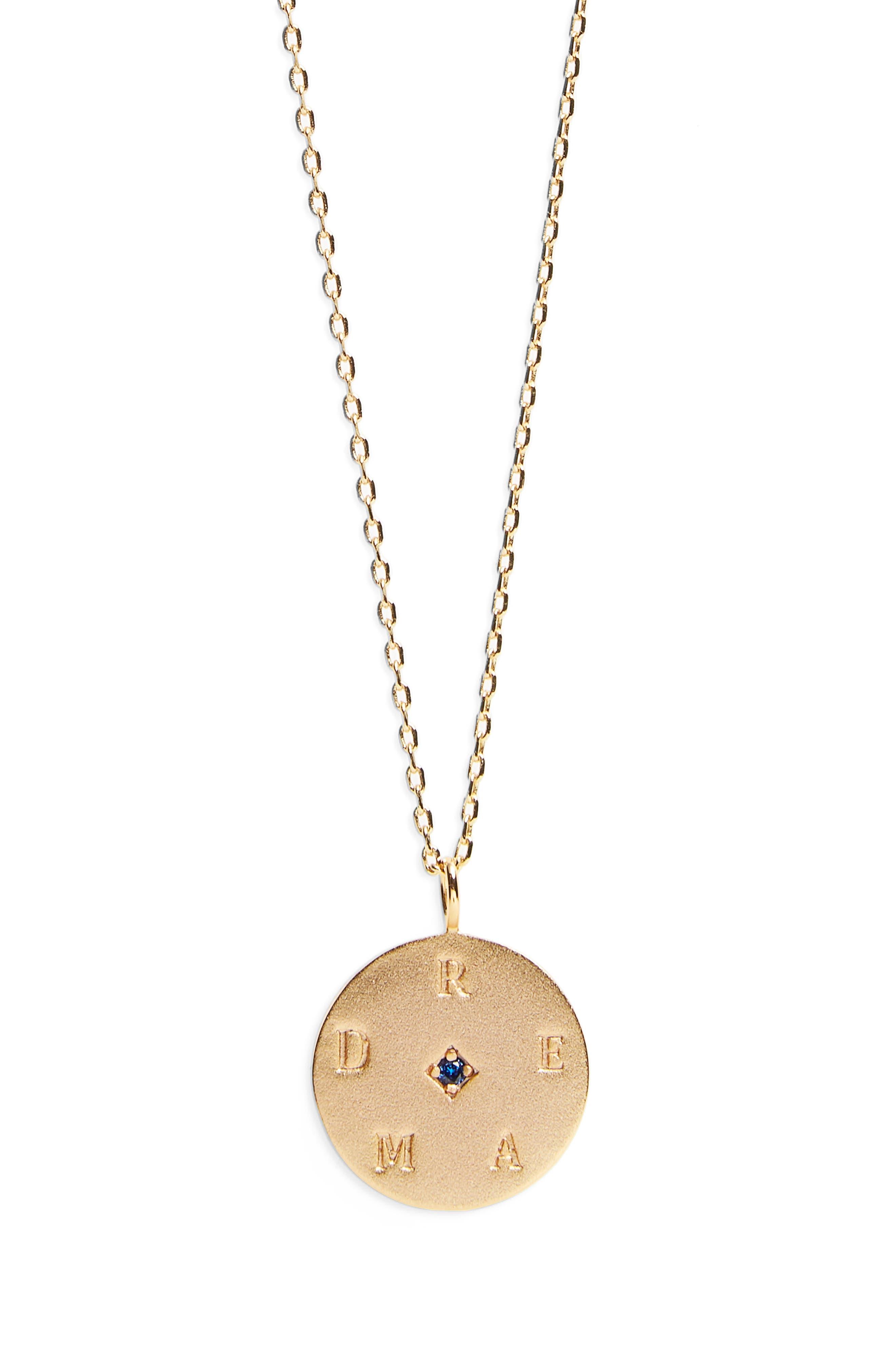 Main Image - Lulu DK Pendant Necklace