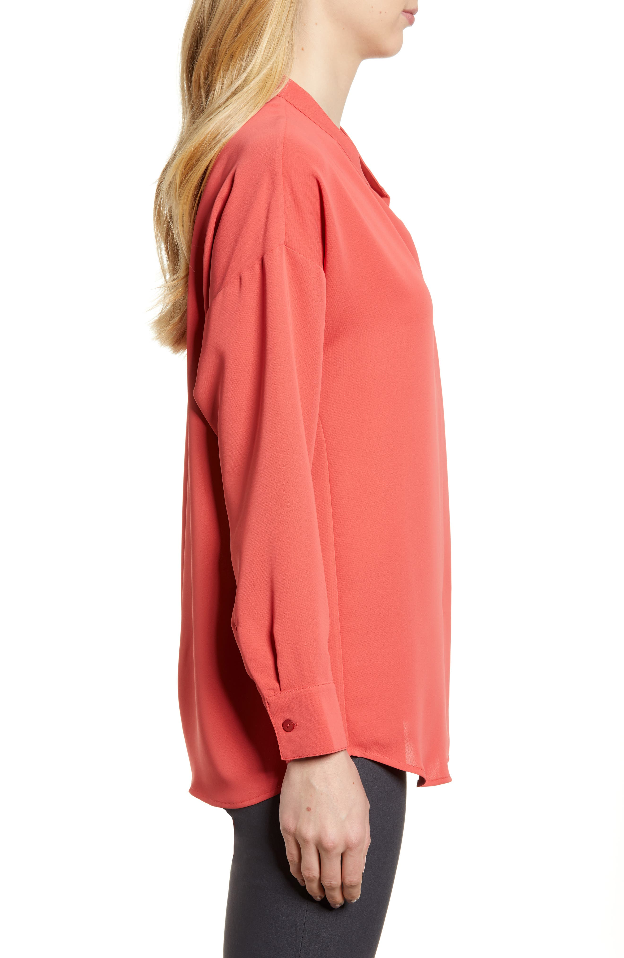 Moroccan Top,                             Alternate thumbnail 7, color,                             Spiced Rose
