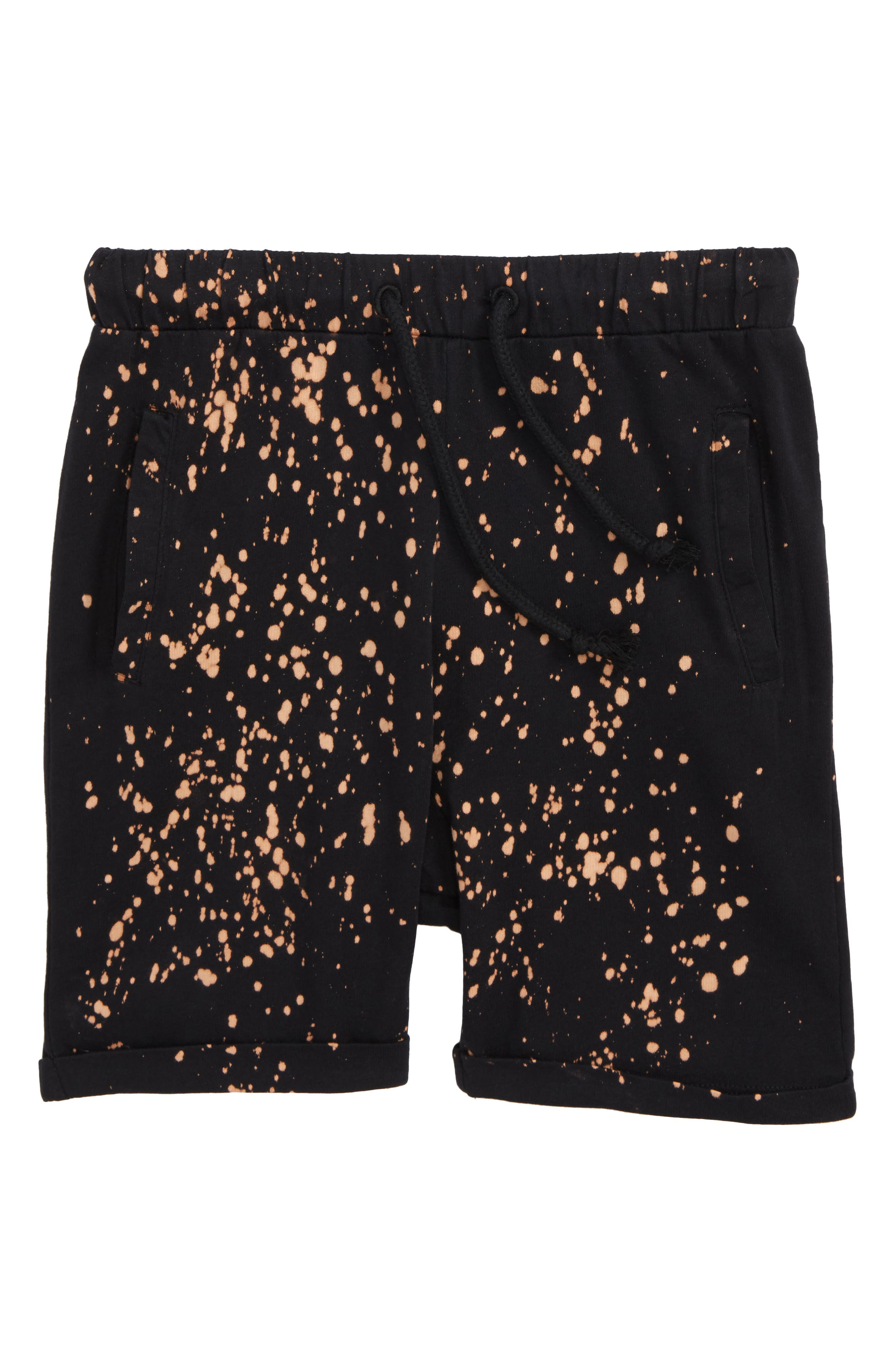 Avalon Knit Shorts,                         Main,                         color, Black