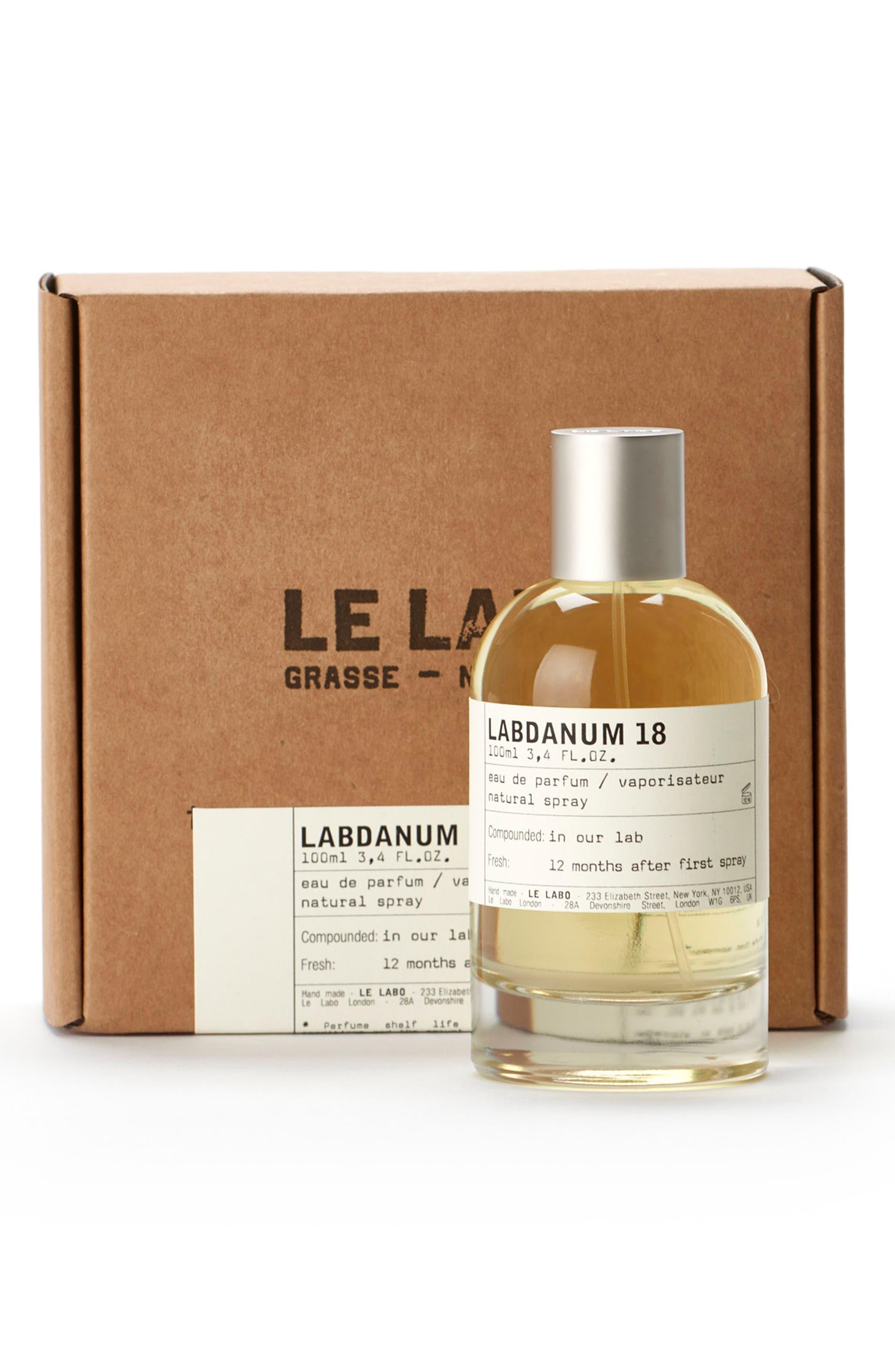 'Labdanum 18' Eau de Parfum,                             Alternate thumbnail 4, color,                             No Color