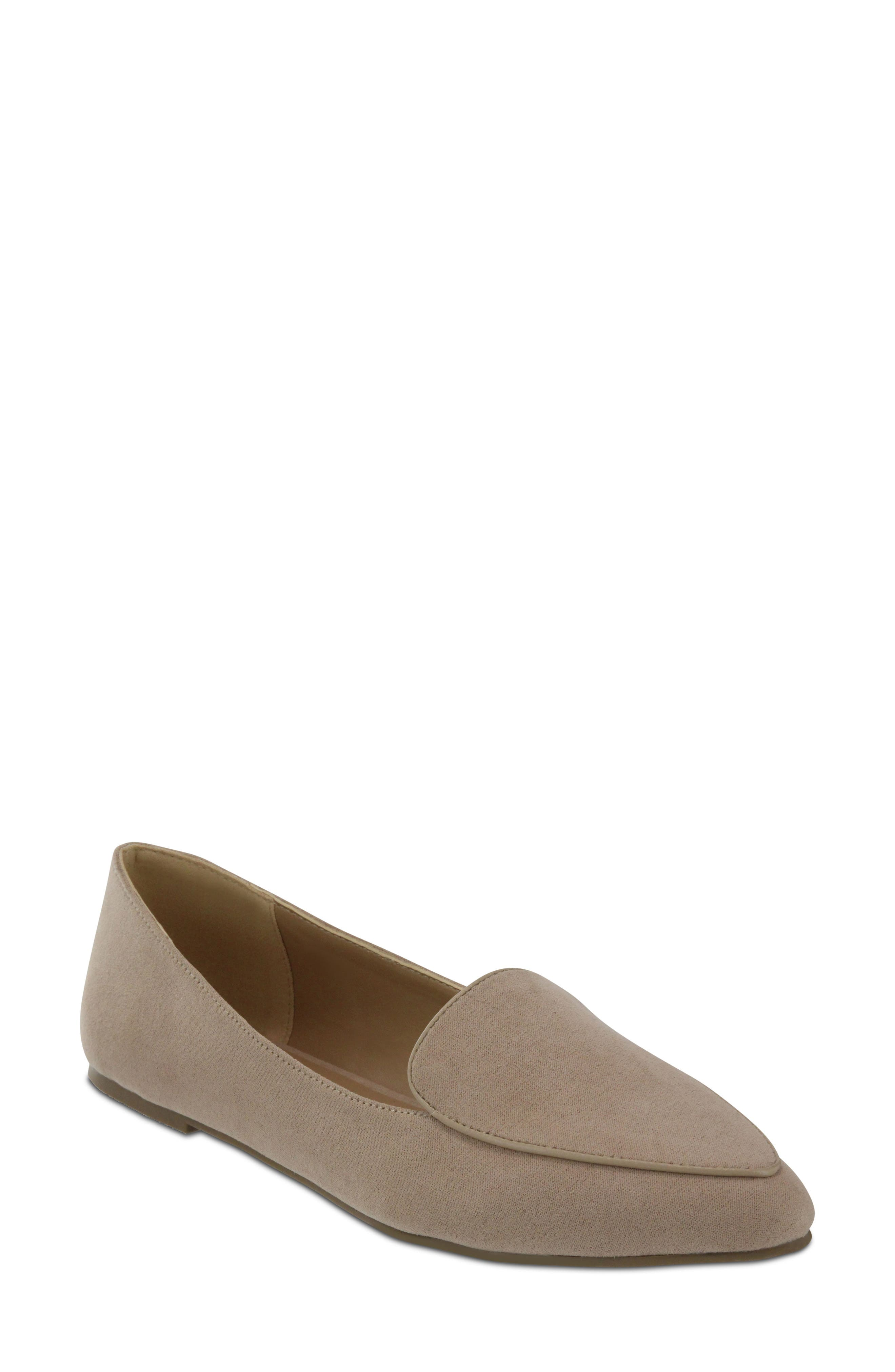 Niles Loafer,                         Main,                         color, Natural