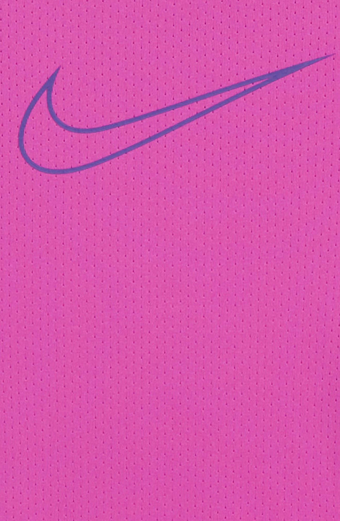 Graphic Top,                             Alternate thumbnail 2, color,                             Hyper Magenta/ Fusion Violet
