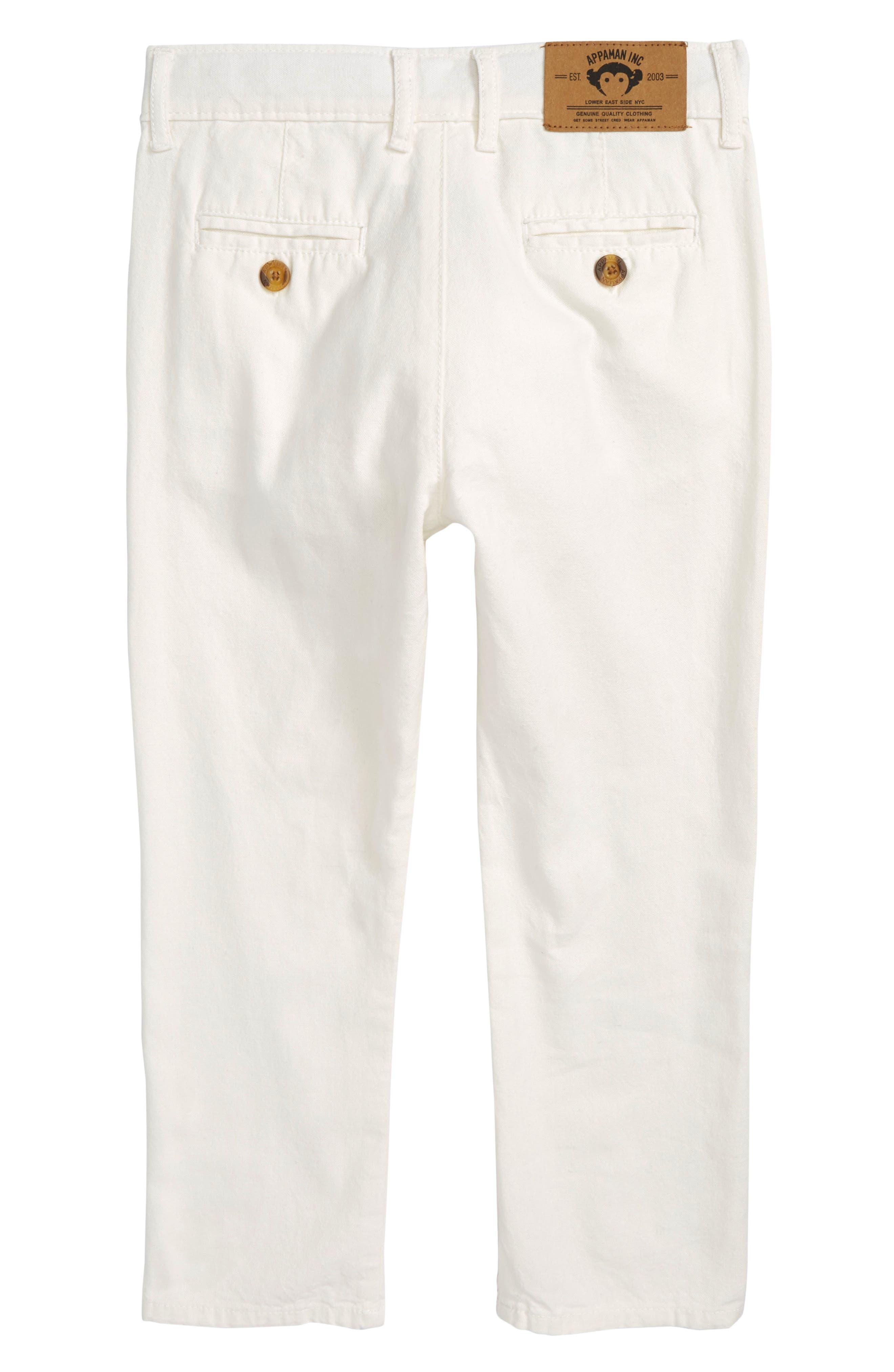 Beach Pants,                             Alternate thumbnail 2, color,                             Ivory