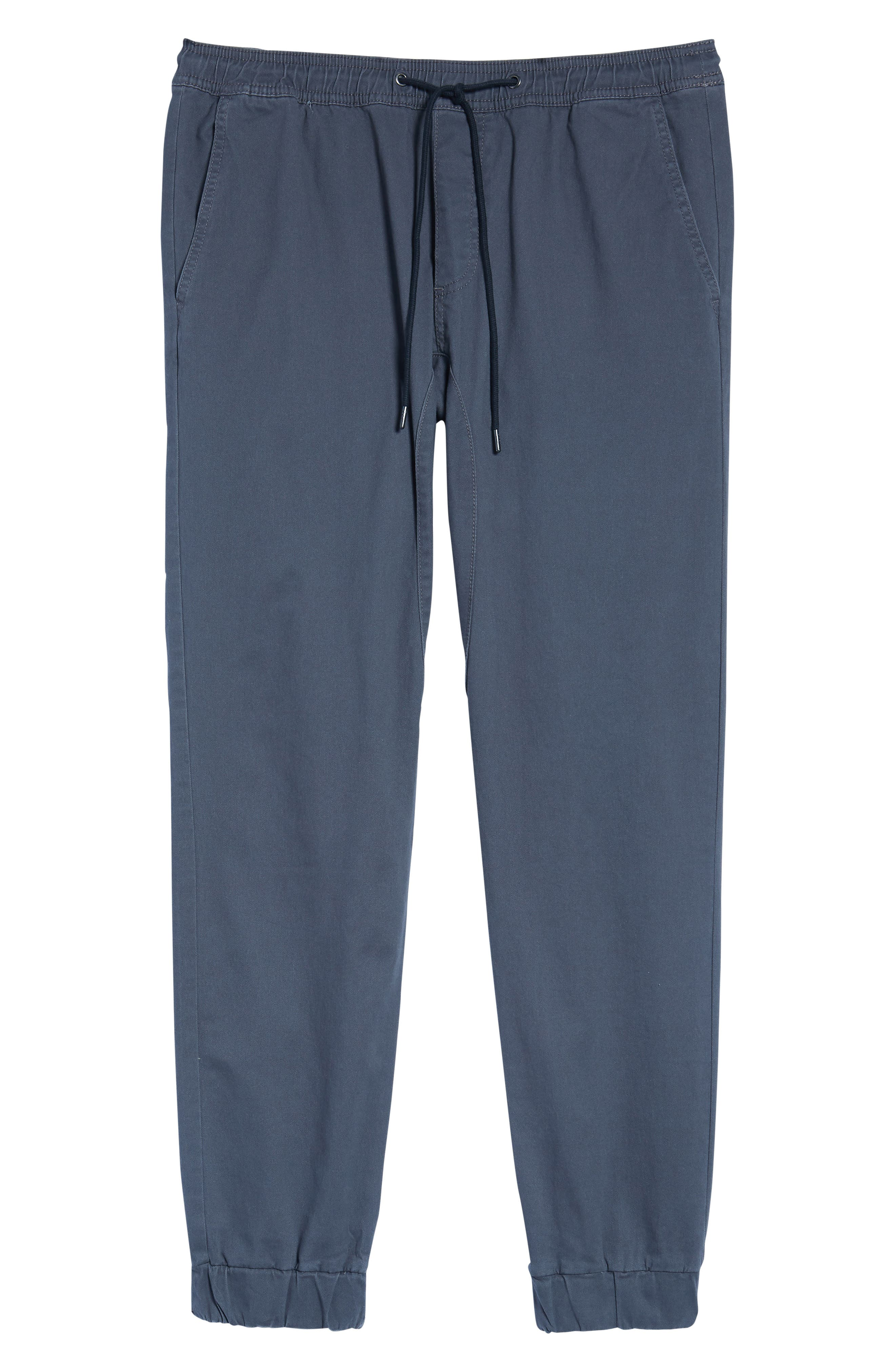Jogger Pants,                             Alternate thumbnail 6, color,                             Grey Onyx