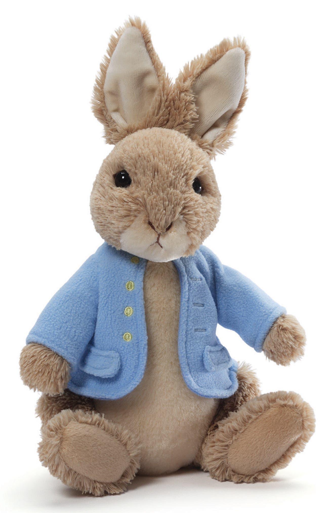 Gund Peter Rabbit Small Stuffed Animal