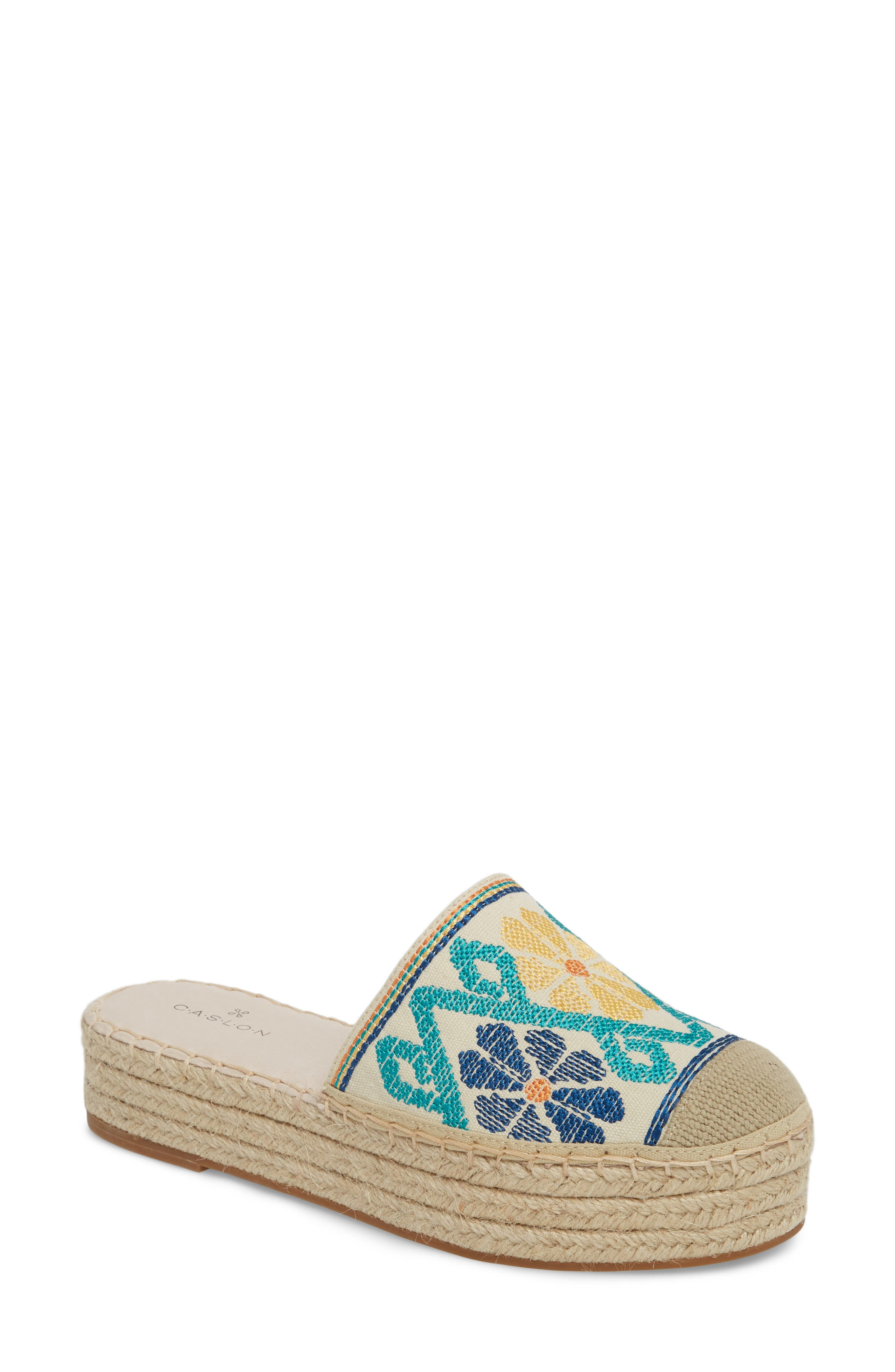 Caslon® Calli Espadrille Platform Sandal (Women)