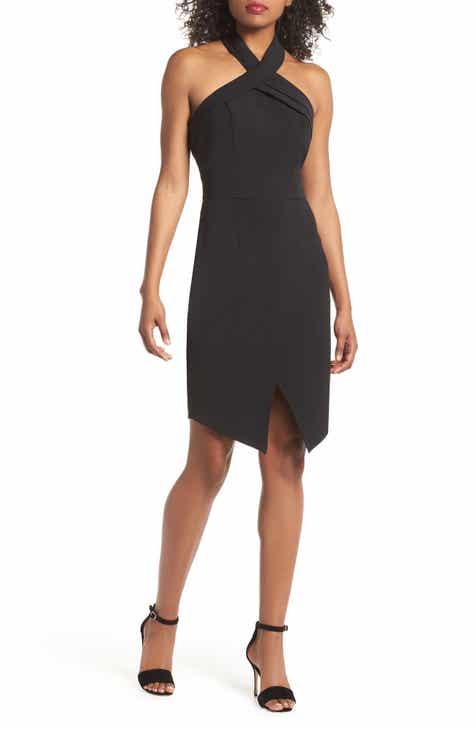 Adelyn Rae Black Nude Bodycon from New Jersey by JAX