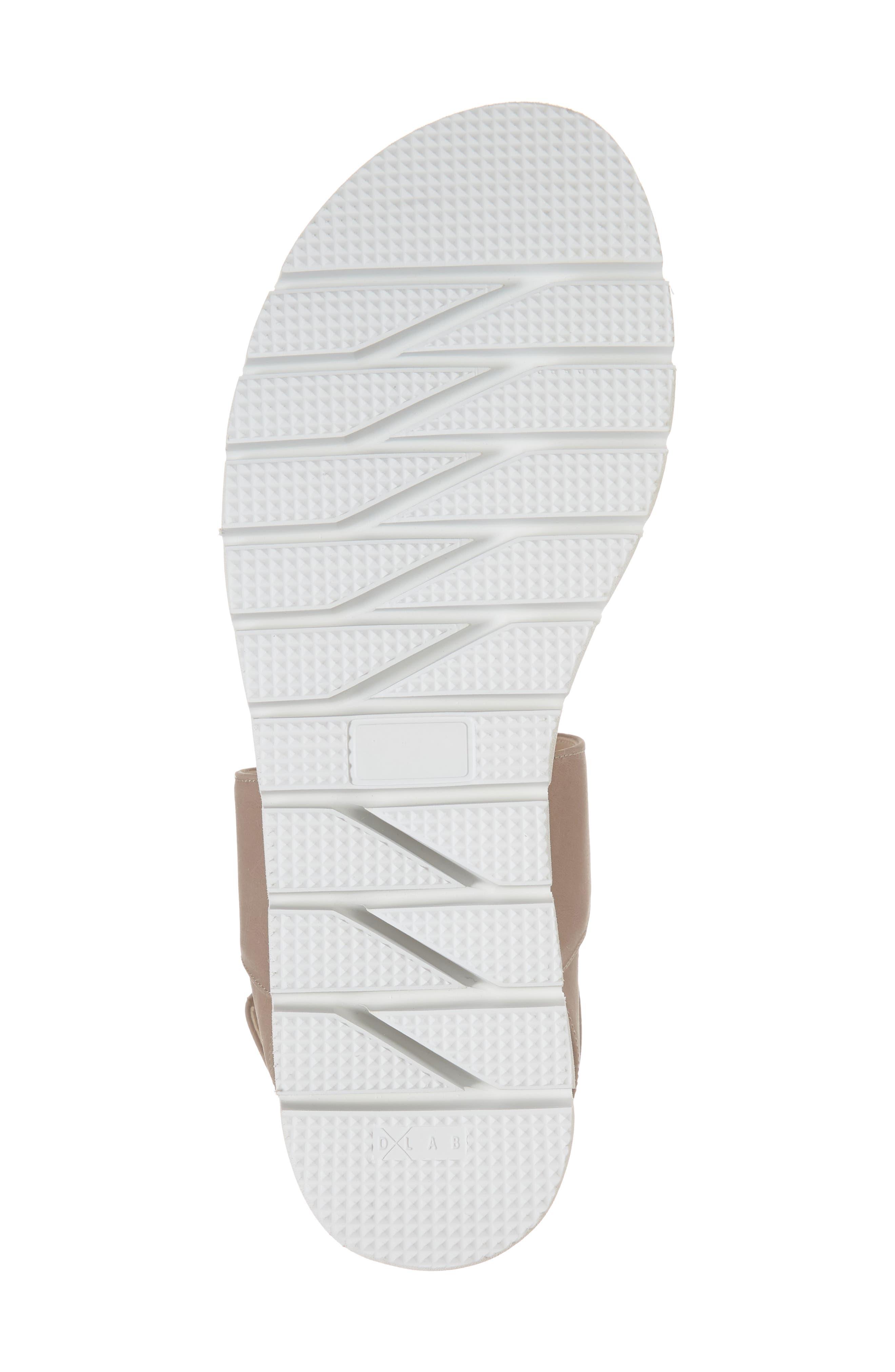 Barlume Sandal,                             Alternate thumbnail 6, color,                             Taupe Leather