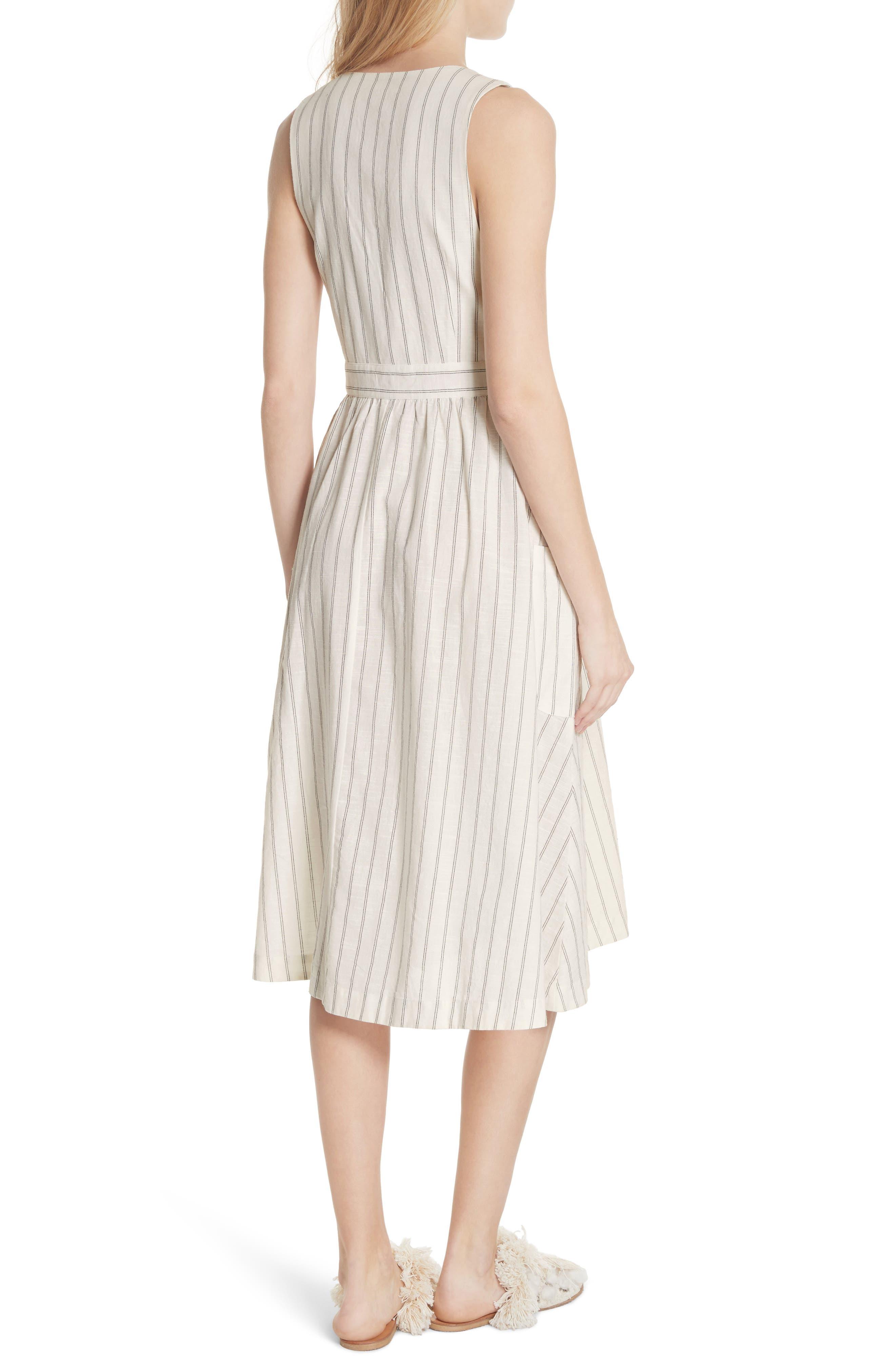 Diana Dress,                             Alternate thumbnail 2, color,                             Black Combo