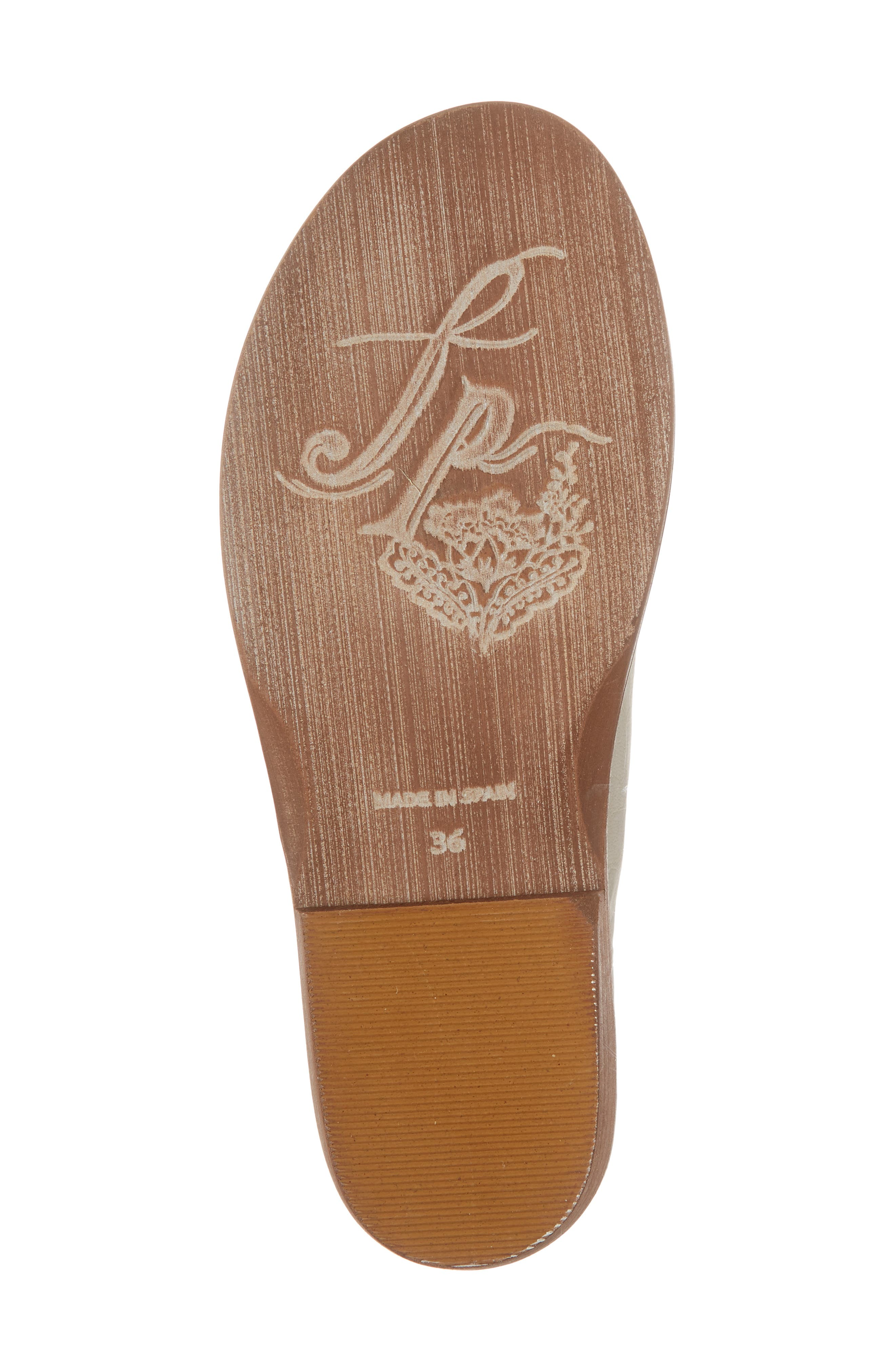 Alternate Image 6  - Free People Palms Lace-Up Bootie Sandal (Women)
