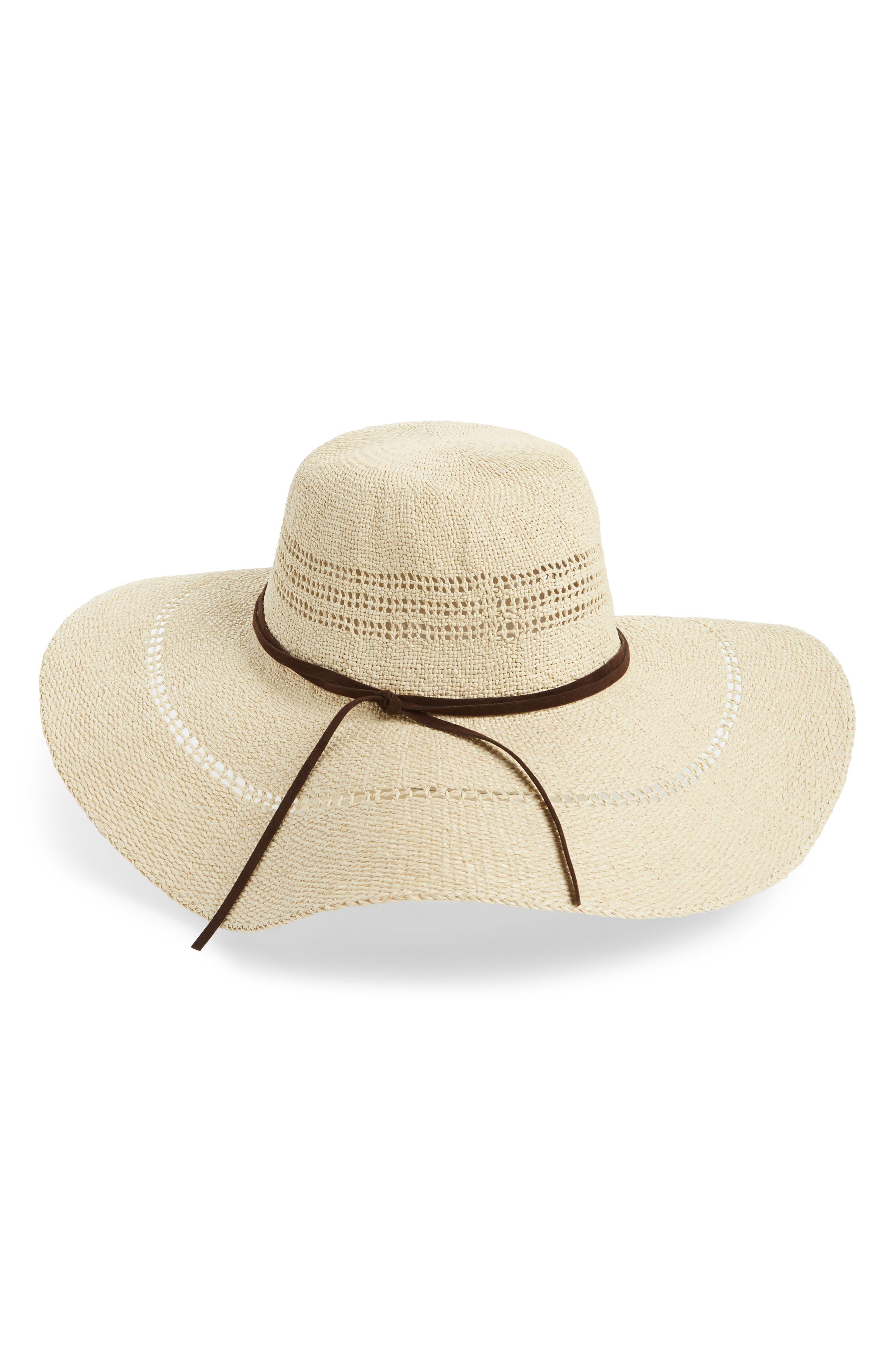 Rip Curl Ritual Boho Straw Hat