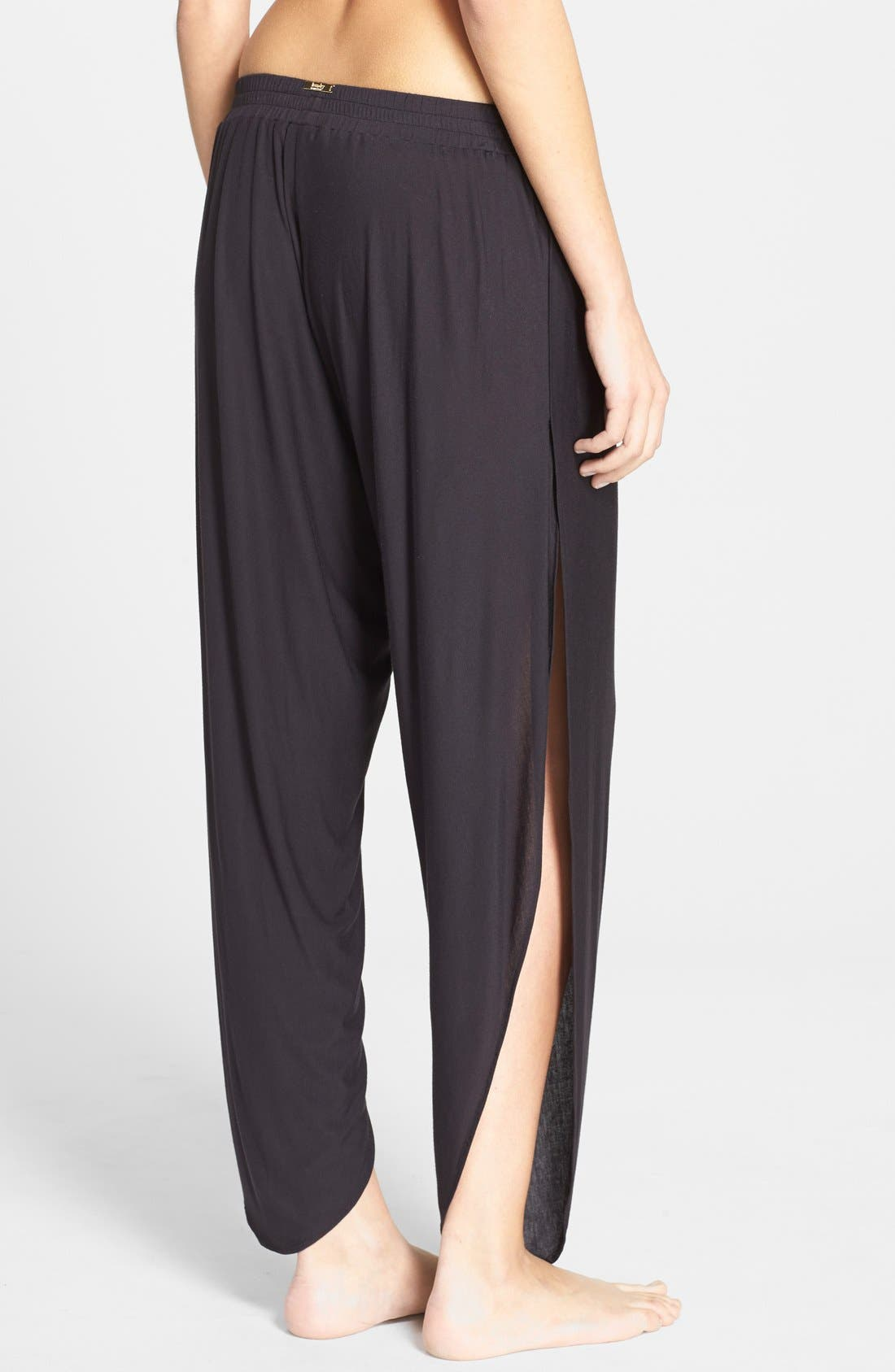 Alternate Image 2  - Laundry by Shelli Segal Cover-Up Pants