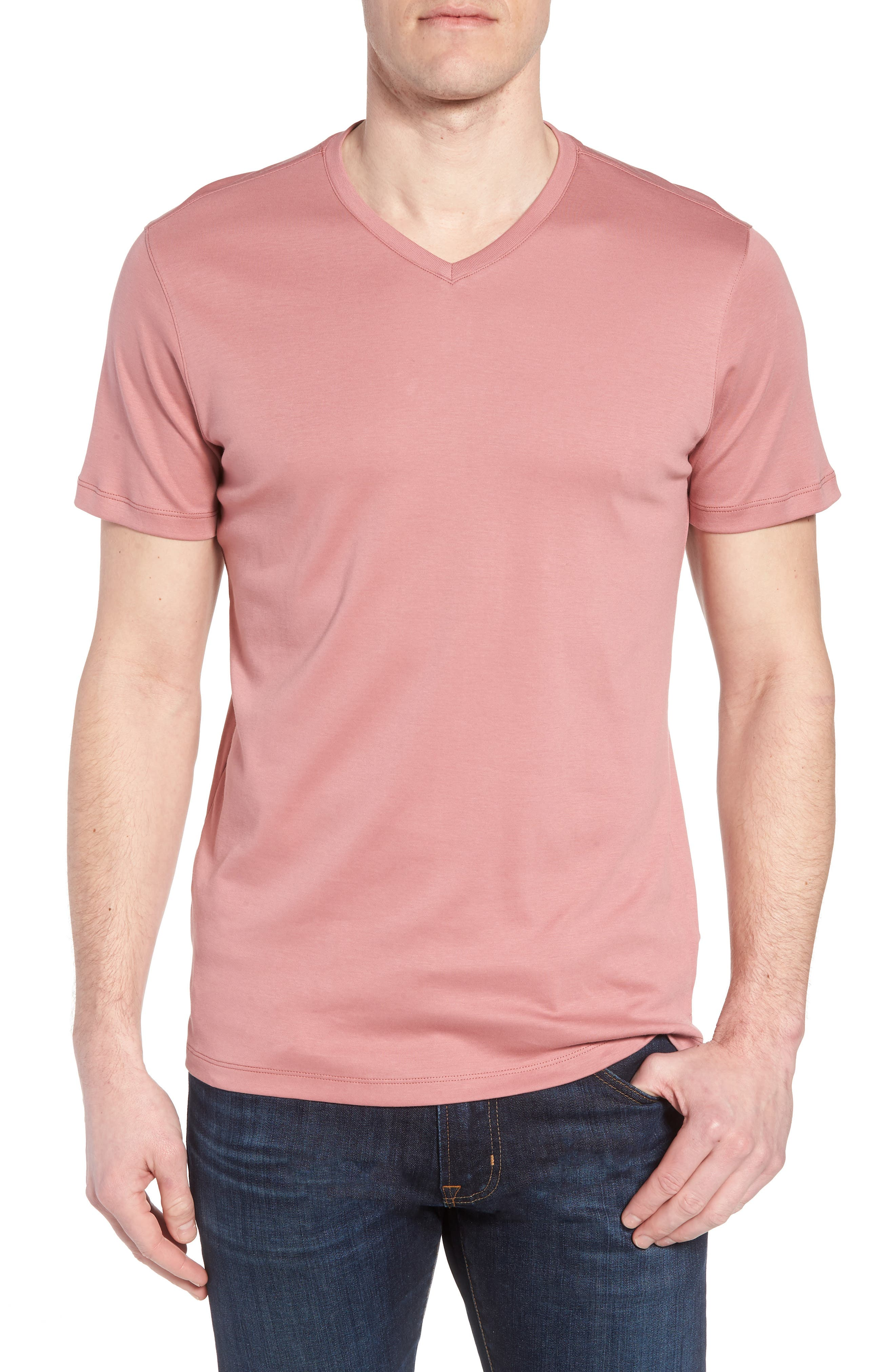 V Neck Shirts