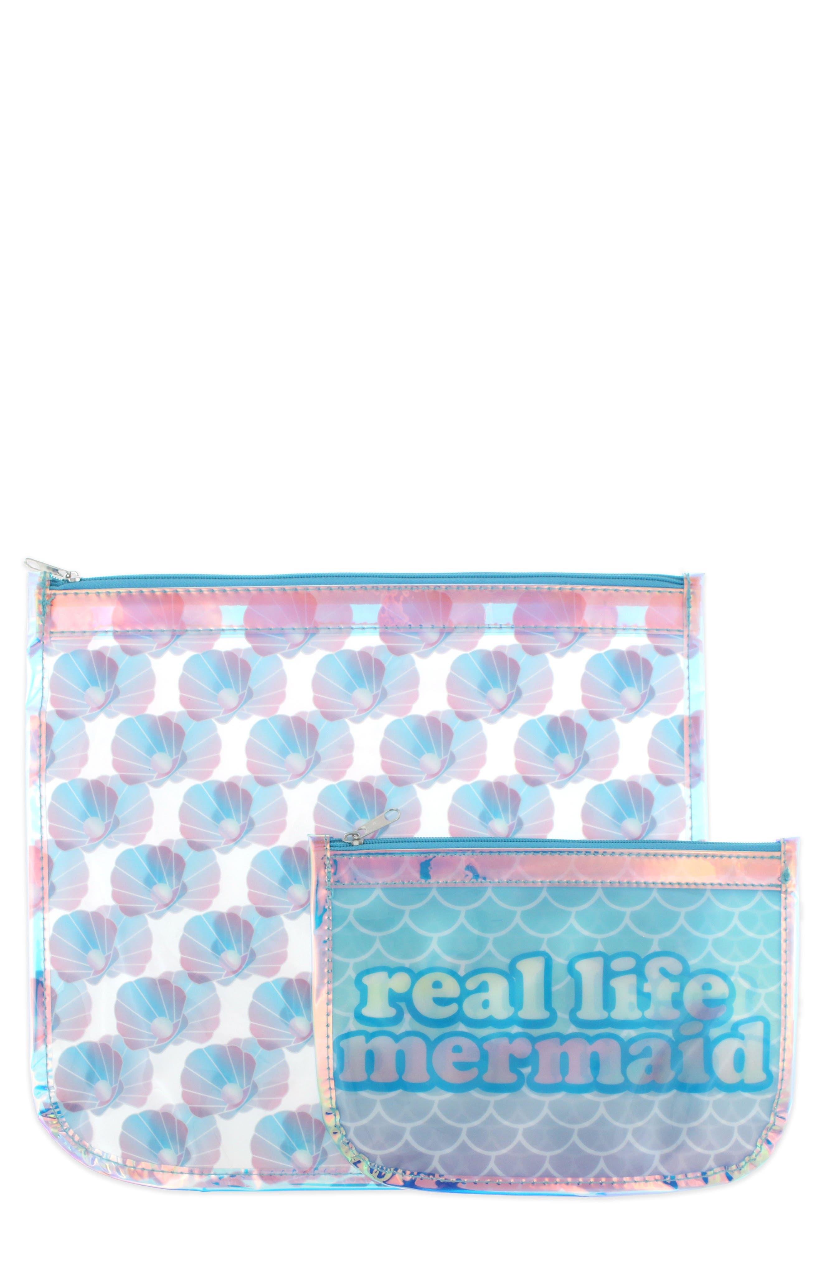 Capelli New York Real Life Mermaid Bikini Bag (Girls)