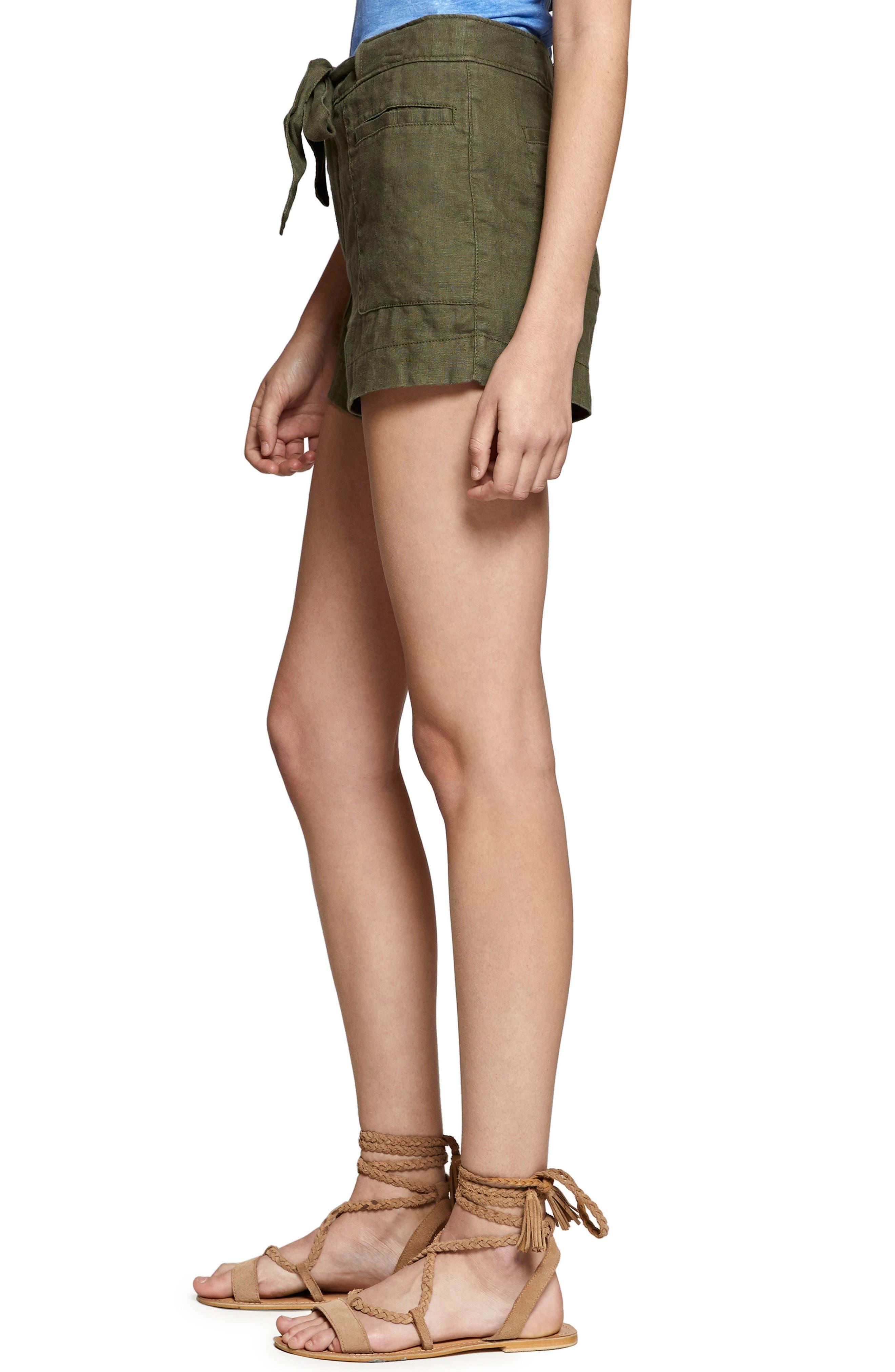 Alternate Image 3  - Sanctuary Sasha Linen Utility Shorts