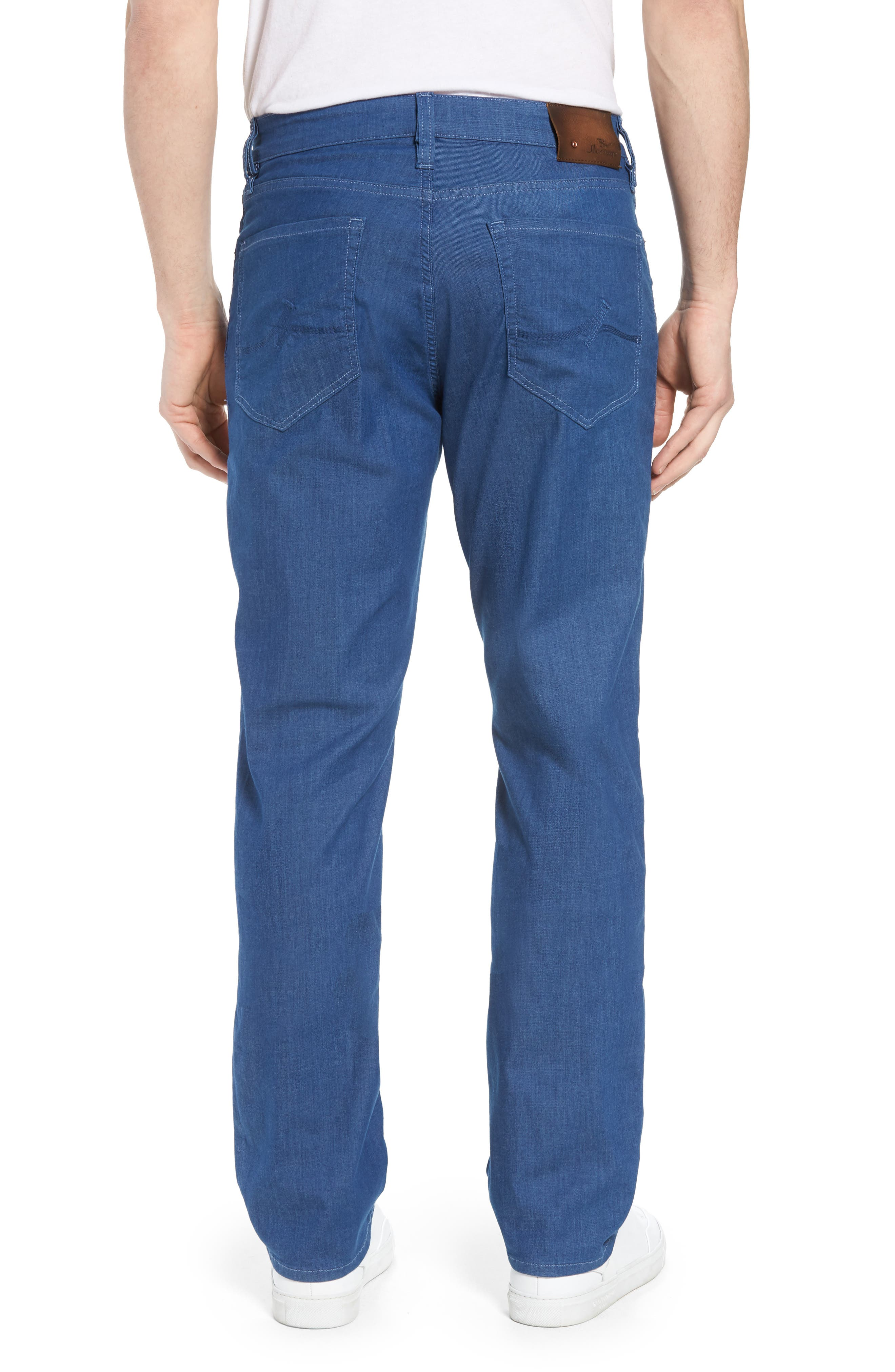 Alternate Image 2  - 34 Heritage Charisma Relaxed Fit Jeans (Mid Maui Denim)