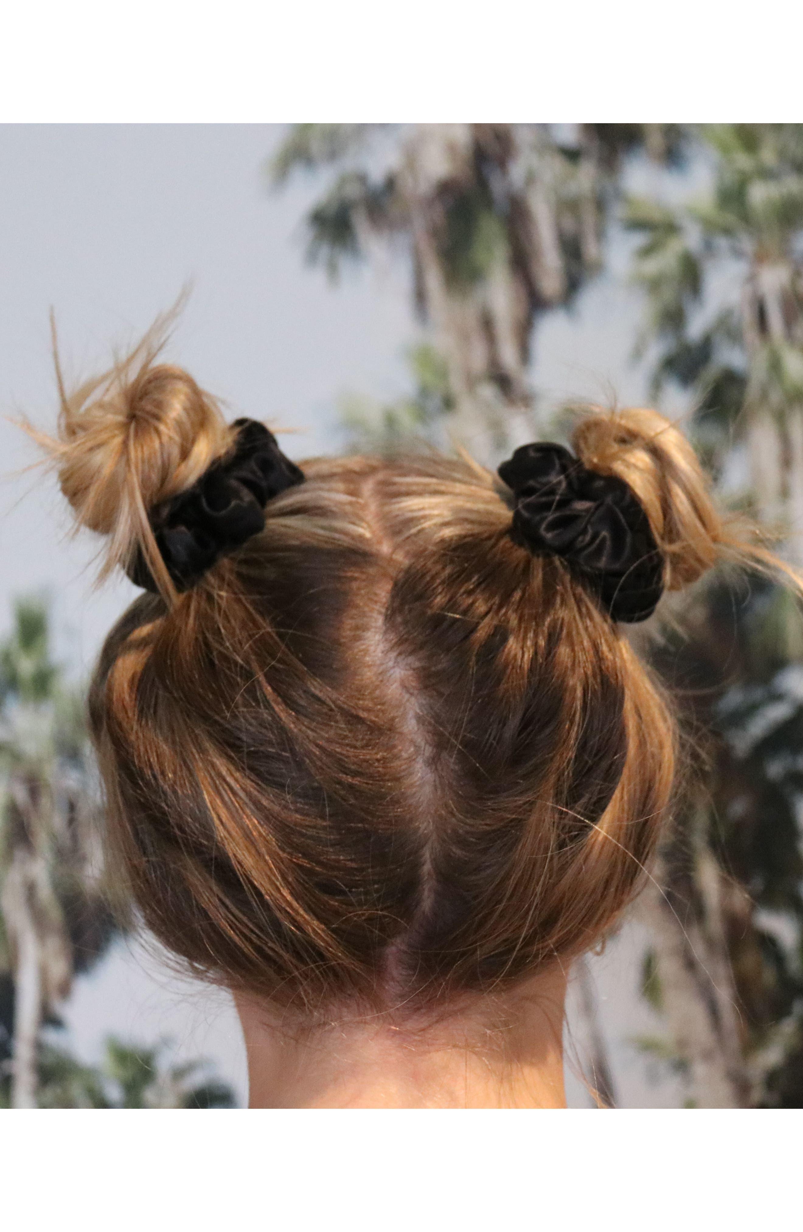 slip<sup>™</sup> for beauty sleep 3-Pack Slipsilk<sup>™</sup> Hair Ties,                             Alternate thumbnail 3, color,