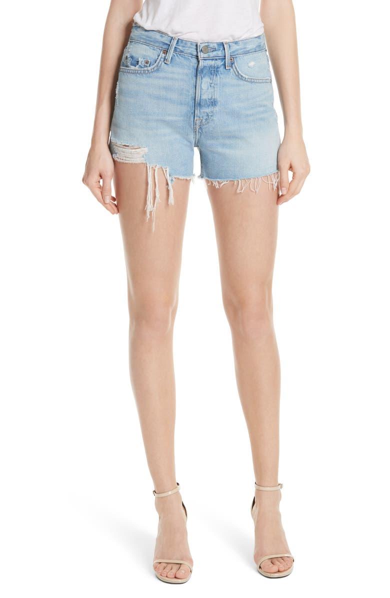 Helena Denim Shorts