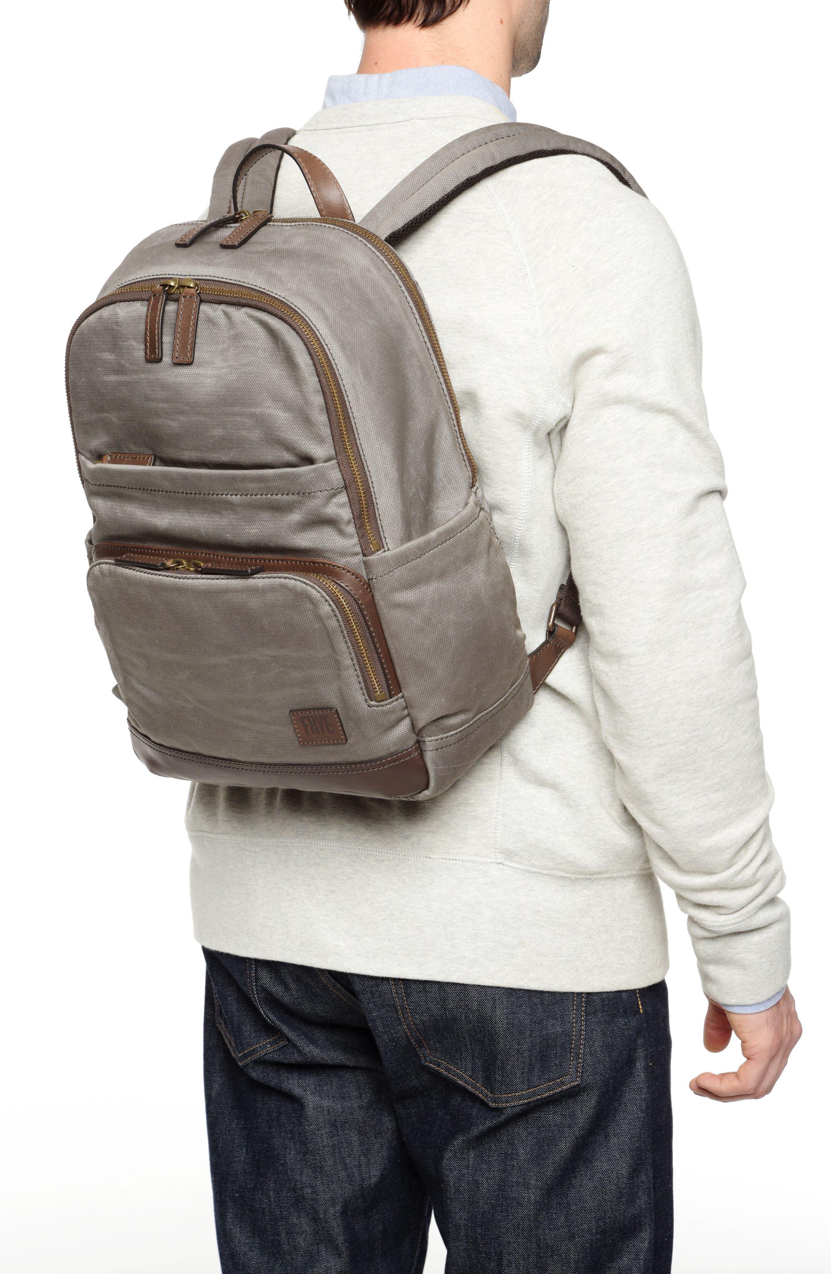 Carter Backpack,                             Alternate thumbnail 2, color,                             Slate