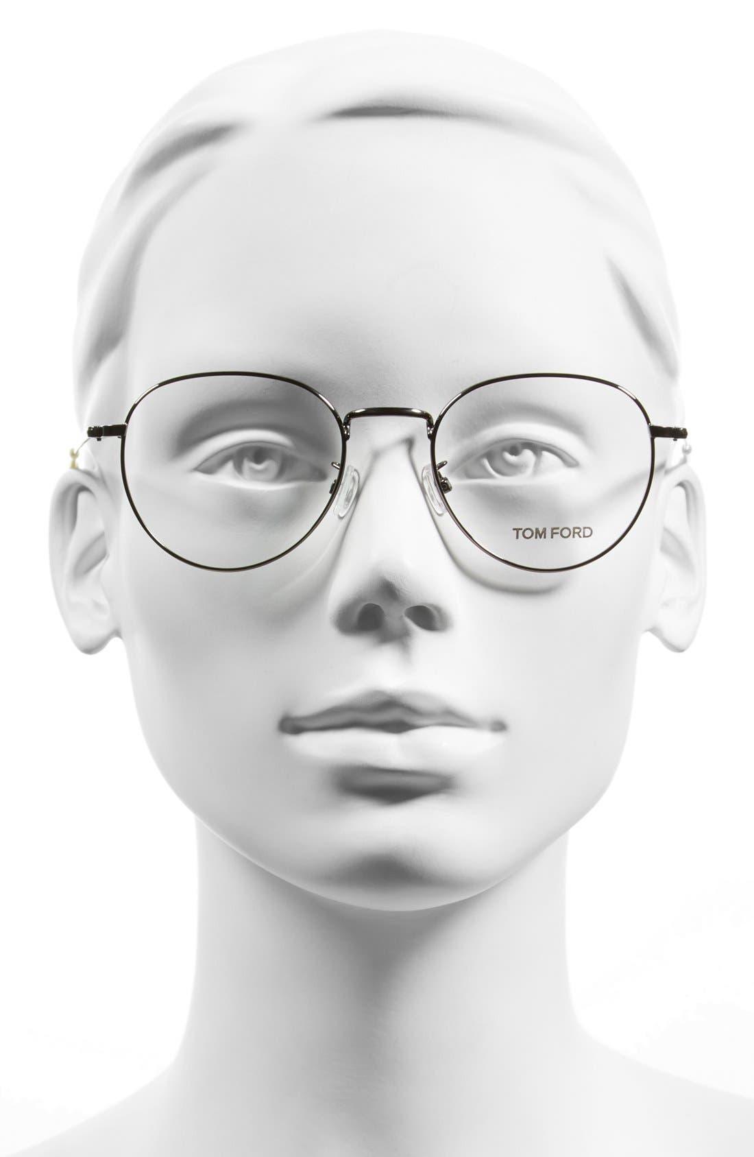 Alternate Image 2  - Tom Ford 51mm Optical Glasses
