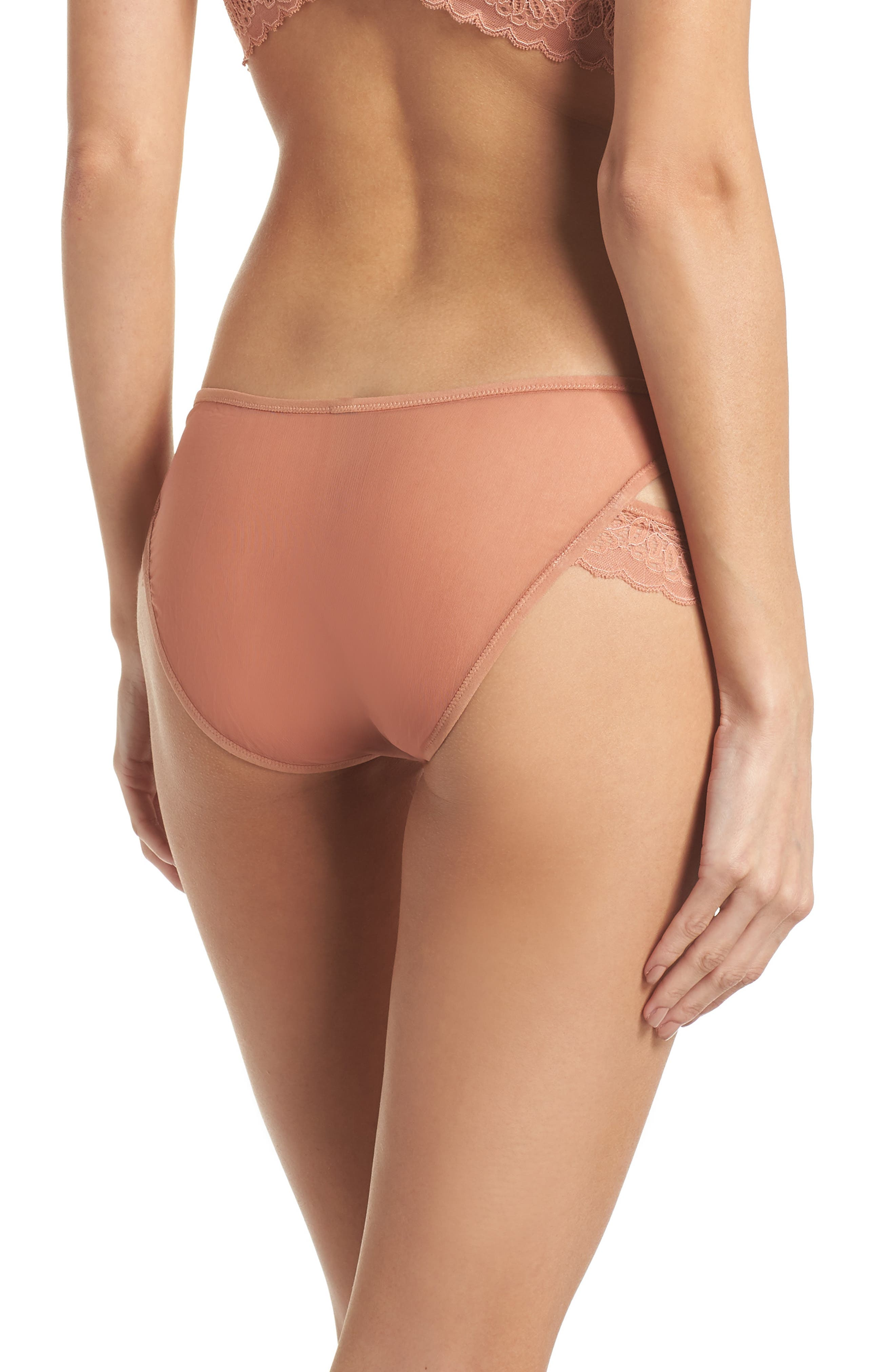 Thisle & Spire Marcy Briefs,                             Alternate thumbnail 2, color,                             Terracotta