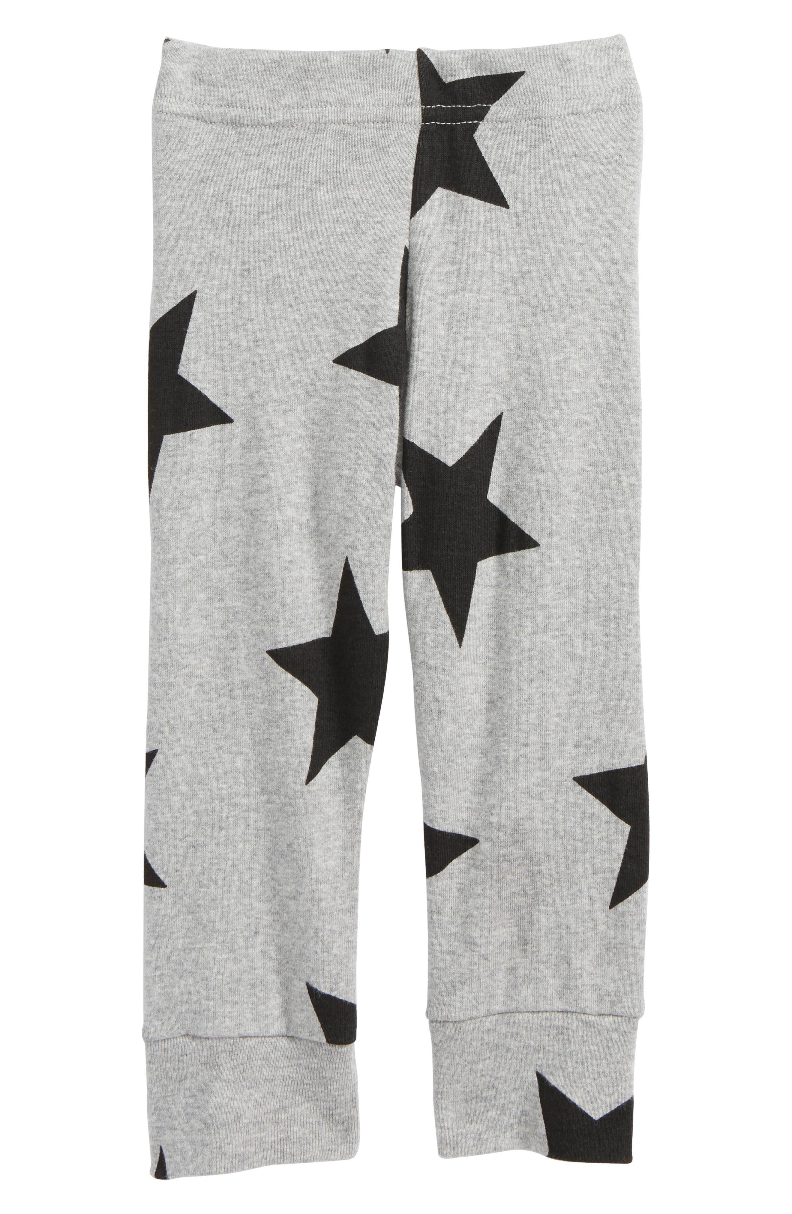 Nununu Star Print Pants (Baby)