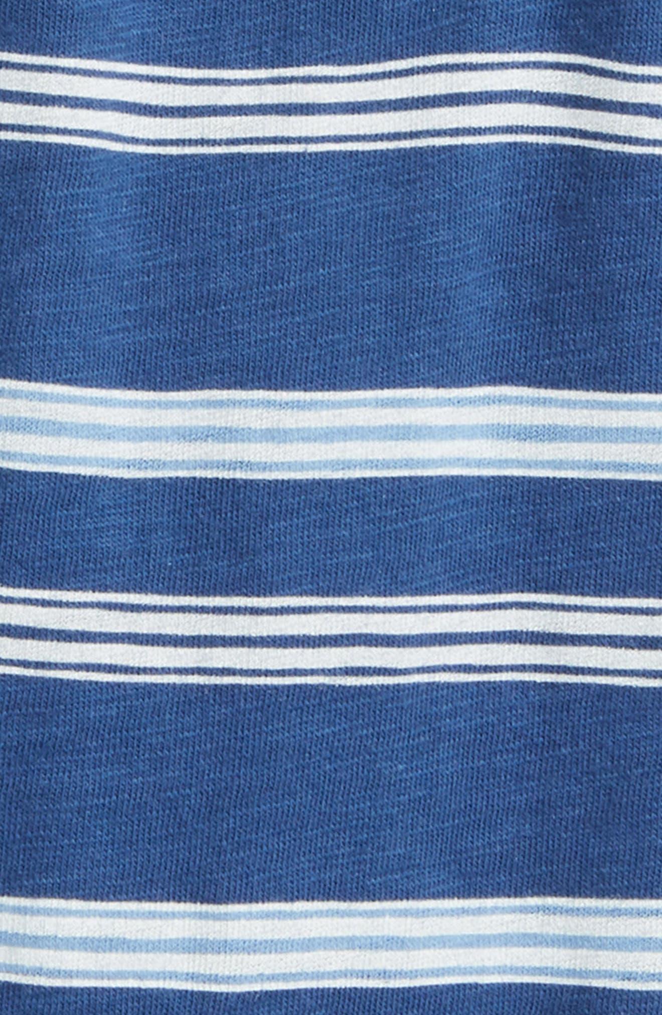 Peek Kaylan Stripe Pants,                             Alternate thumbnail 2, color,                             Blue