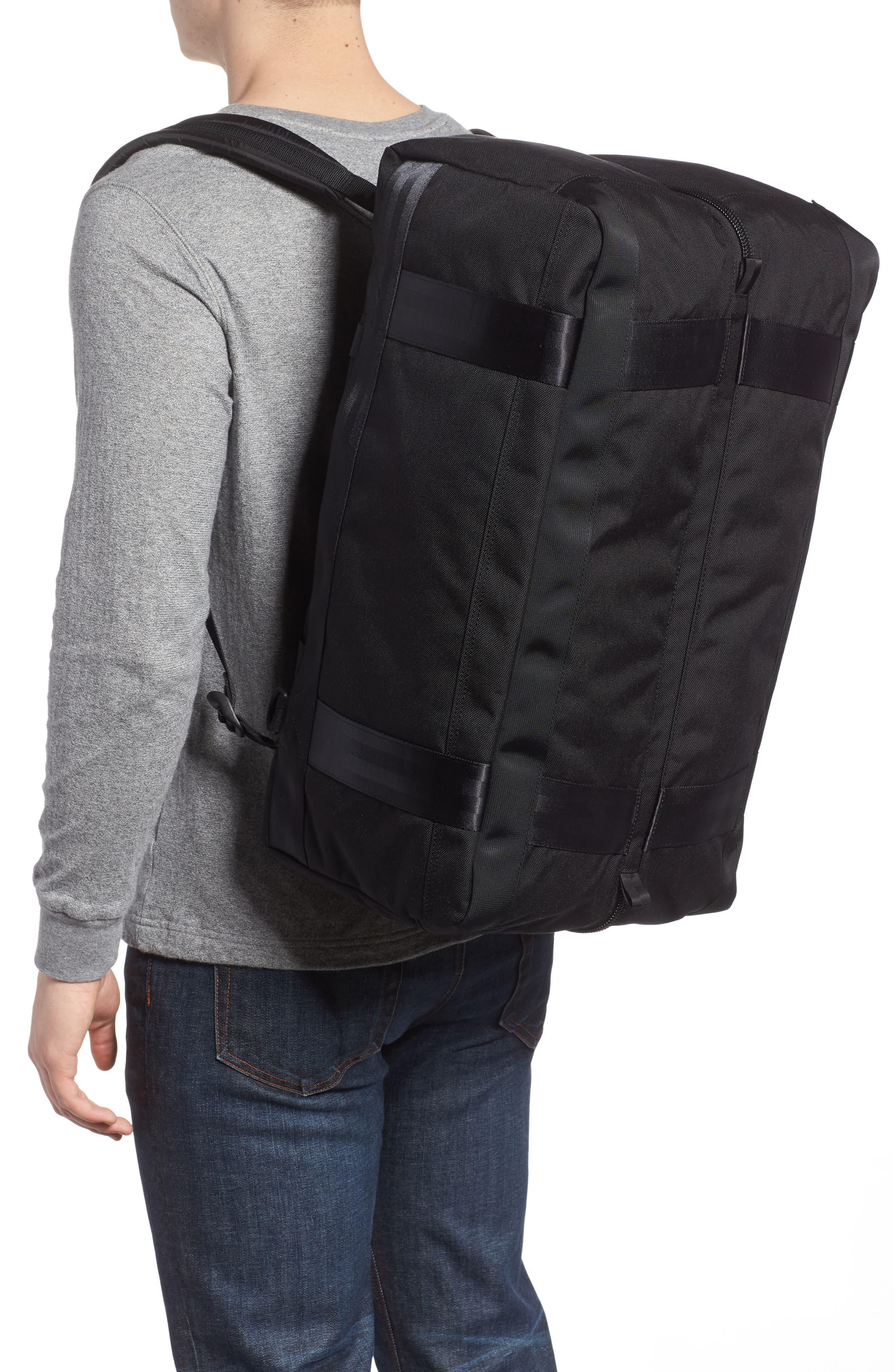Porter-Yoshida & Co. Boothpack Convertible Duffel Bag,                             Alternate thumbnail 2, color,                             Black