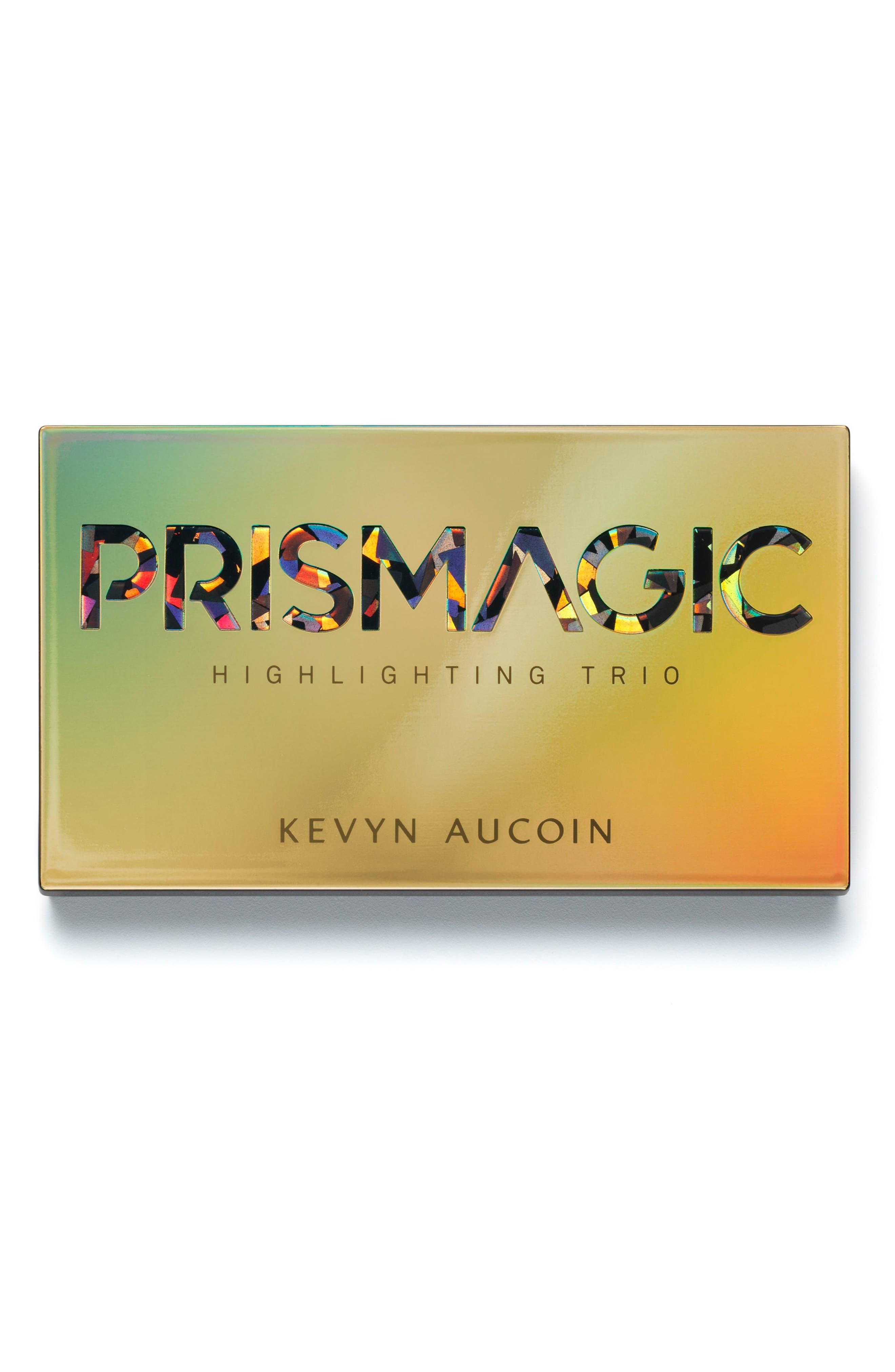 SPACE.NK.apothecary Kevyn Aucoin Beauty Prismagic Highlighting Trio,                             Alternate thumbnail 3, color,                             No Color