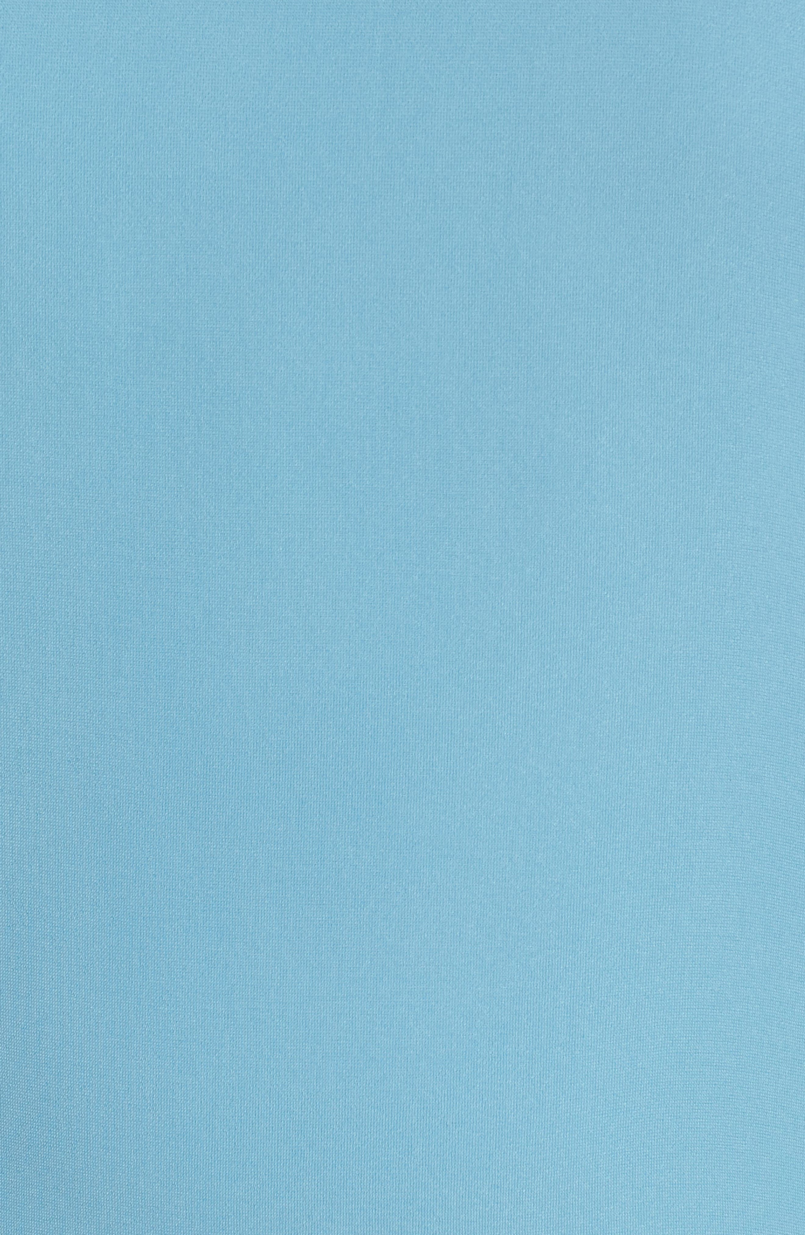 Galaxy Waters Ruffle Sleeve Shift Dress,                             Alternate thumbnail 5, color,                             Still Water