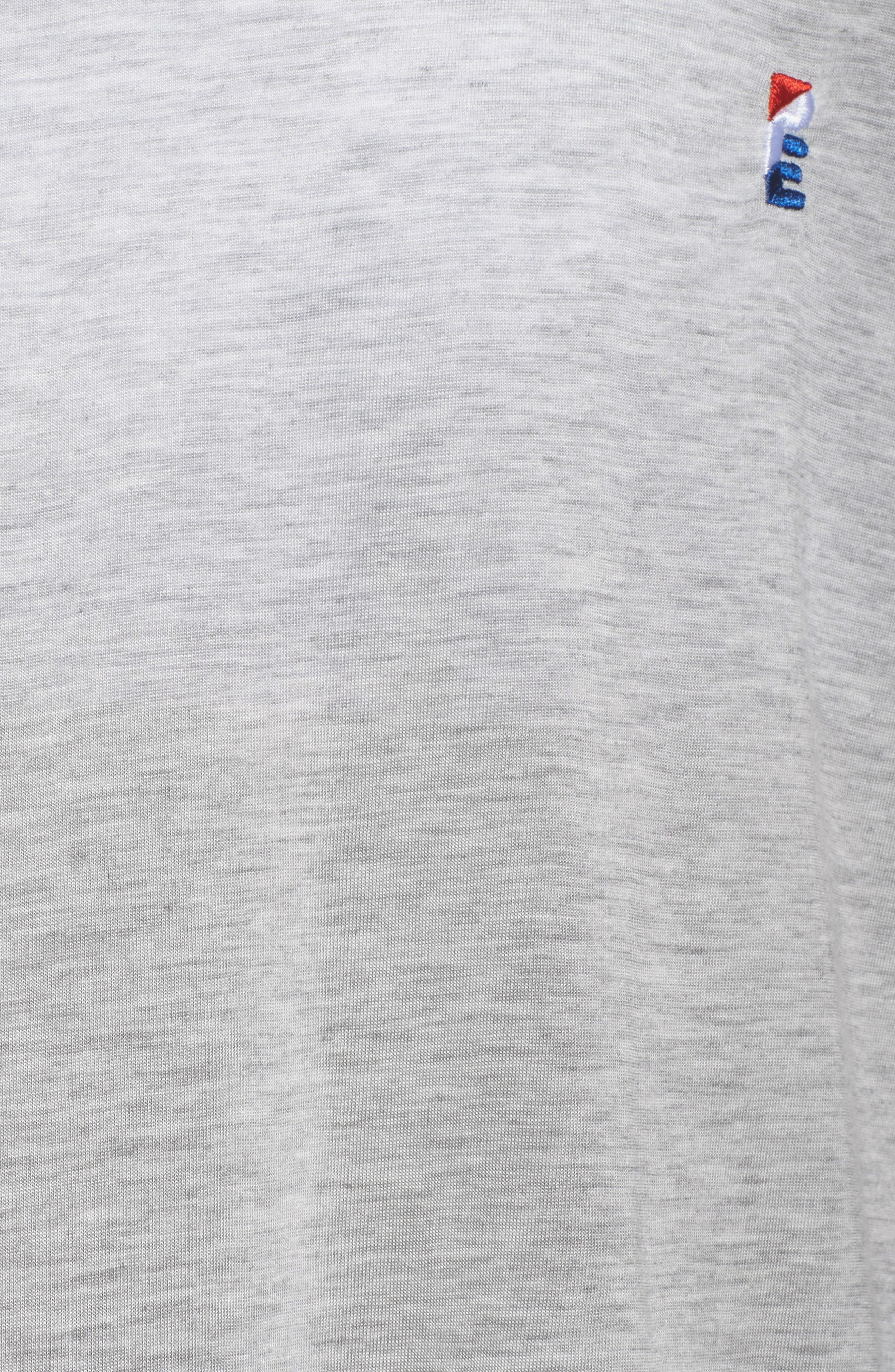Cool Running Top,                             Alternate thumbnail 6, color,                             Grey Marle