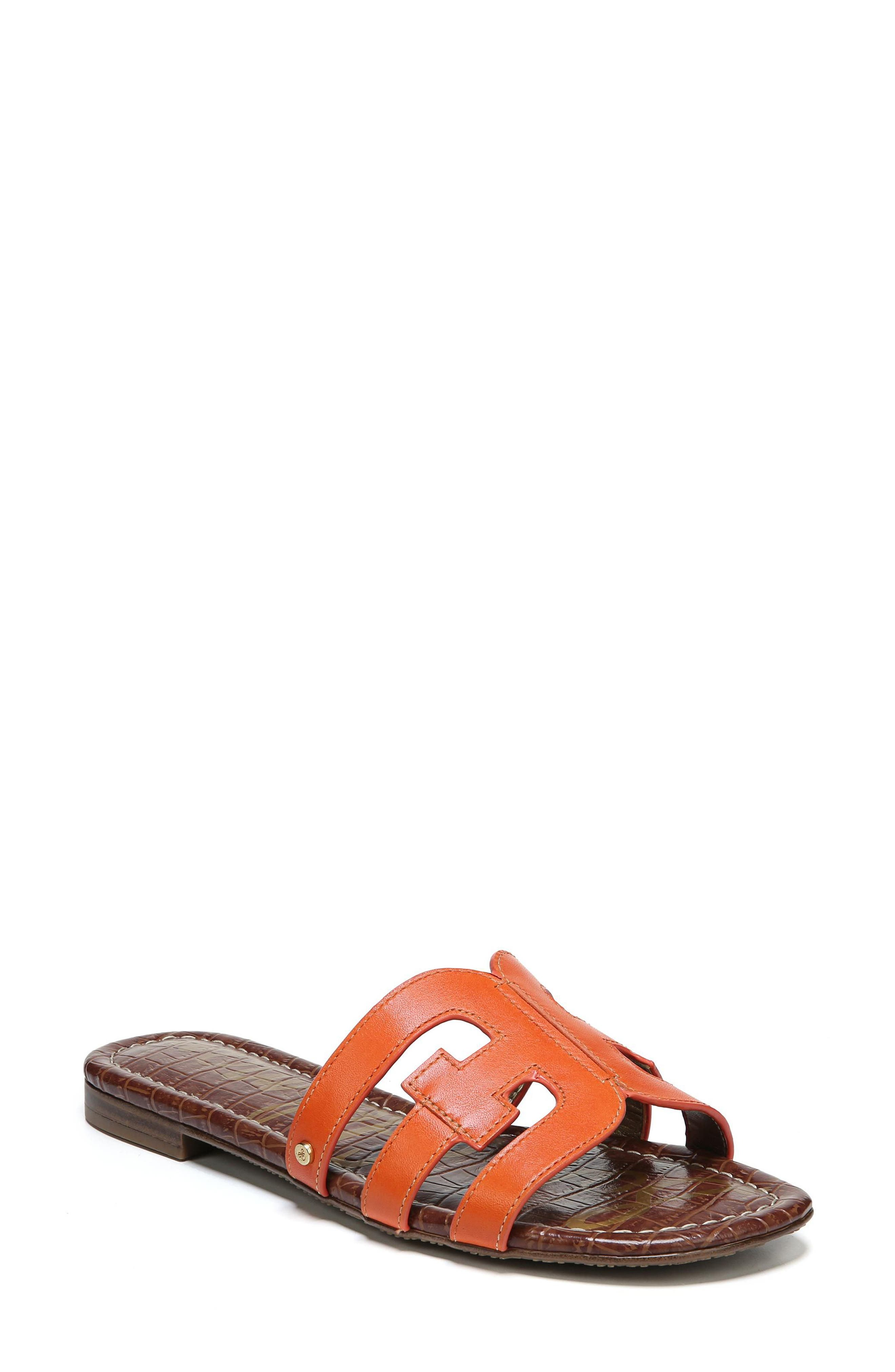 Sandals for Women On Sale, Barley, Leather, 2017, 3.5 4.5 5.5 7.5 Volver