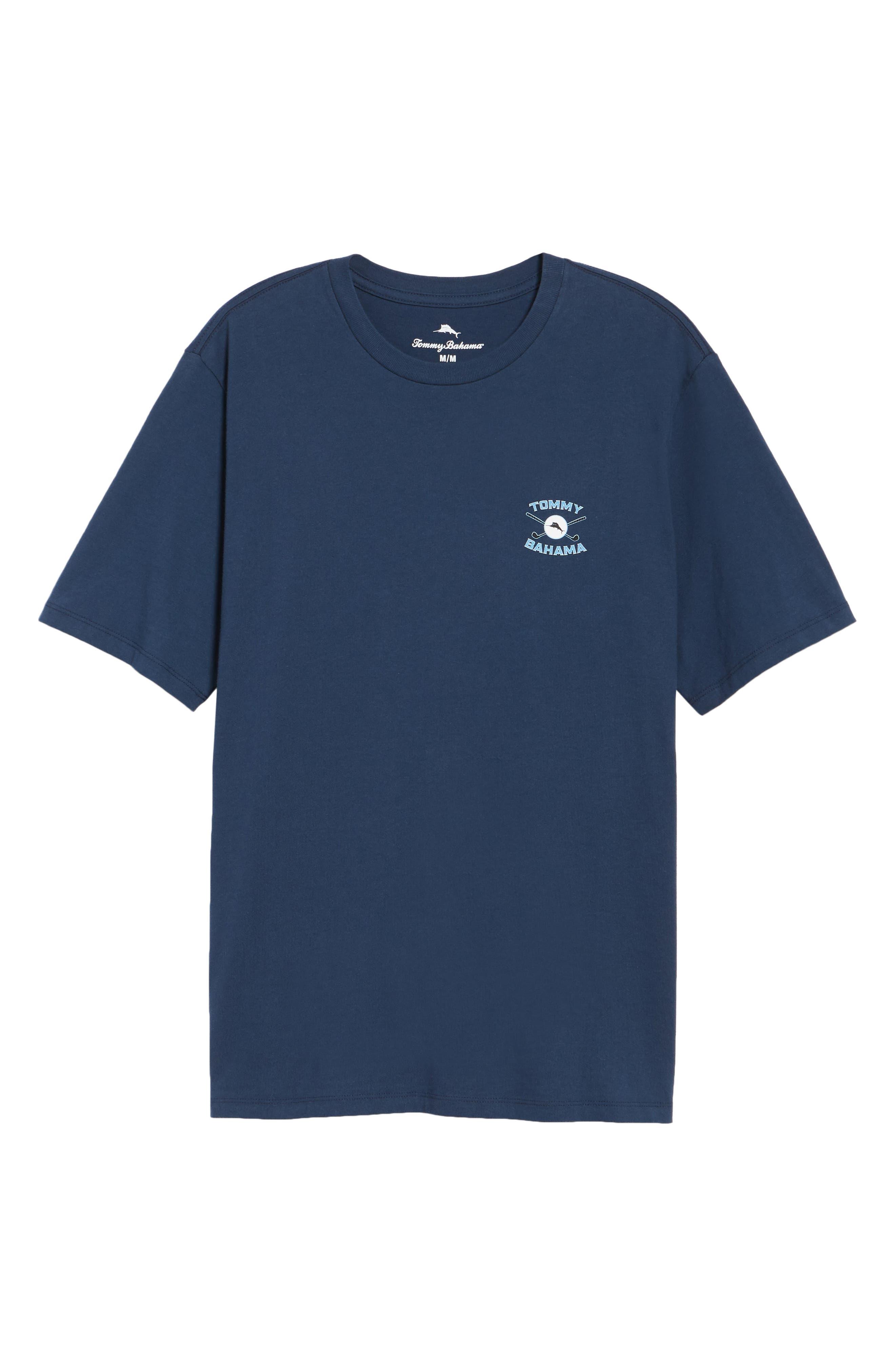 The Lawn Ranger T-Shirt,                             Alternate thumbnail 6, color,                             Navy