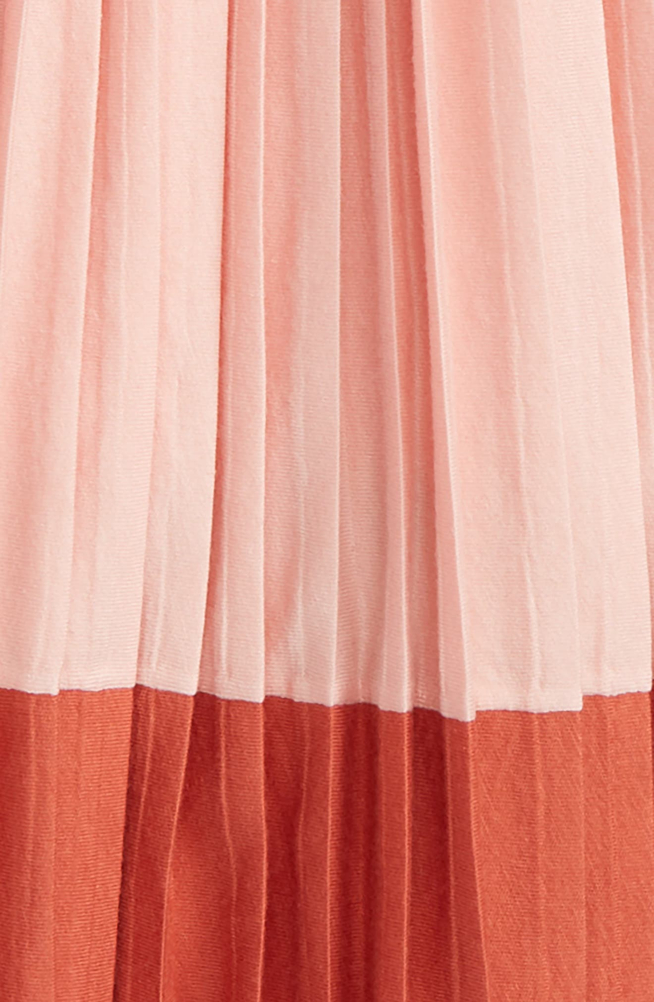 Scotch R'Belle Pleated Jersey Skirt,                             Alternate thumbnail 2, color,                             Pink