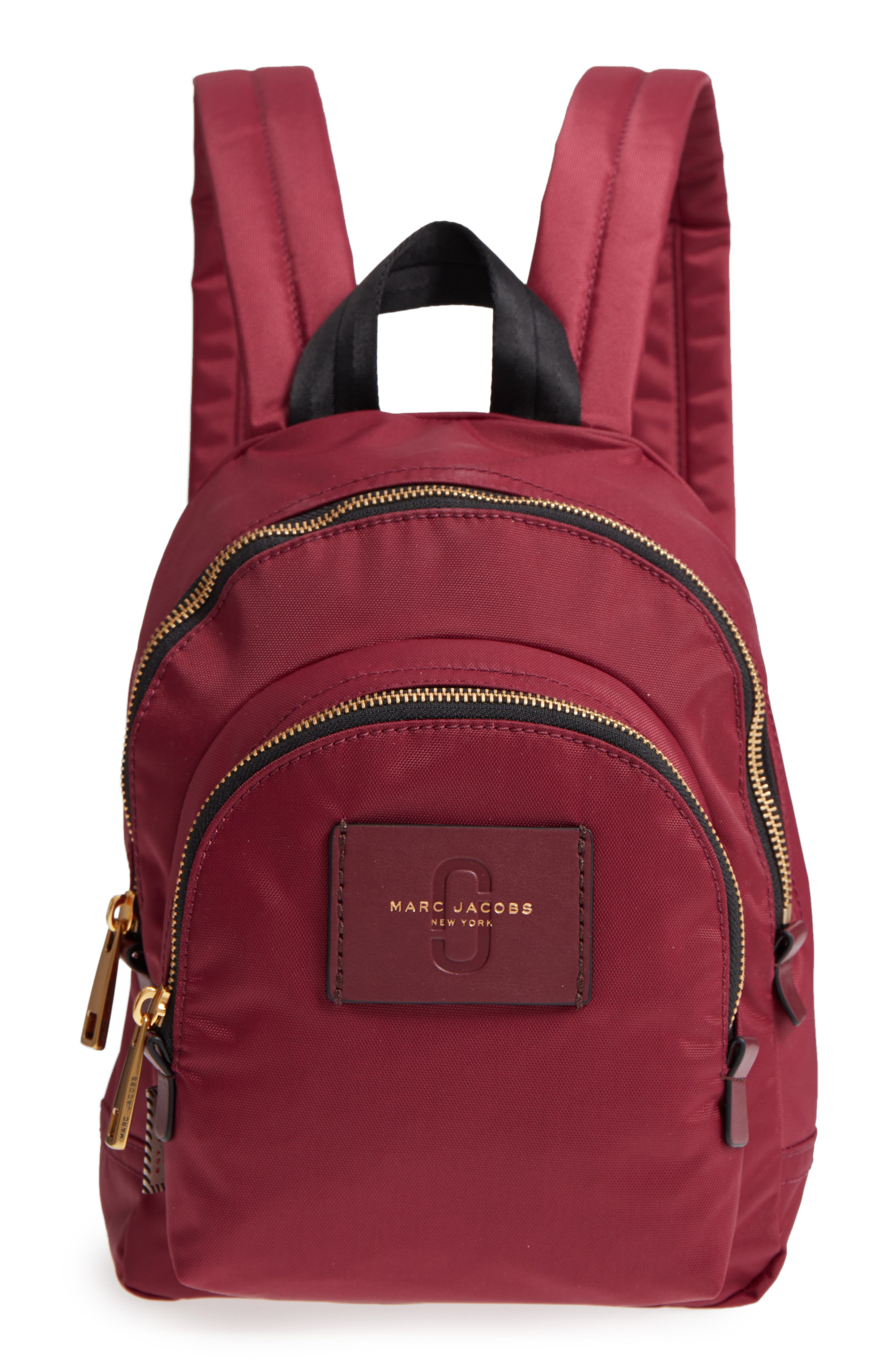 MARC JACOBS Mini Double Pack Nylon Backpack