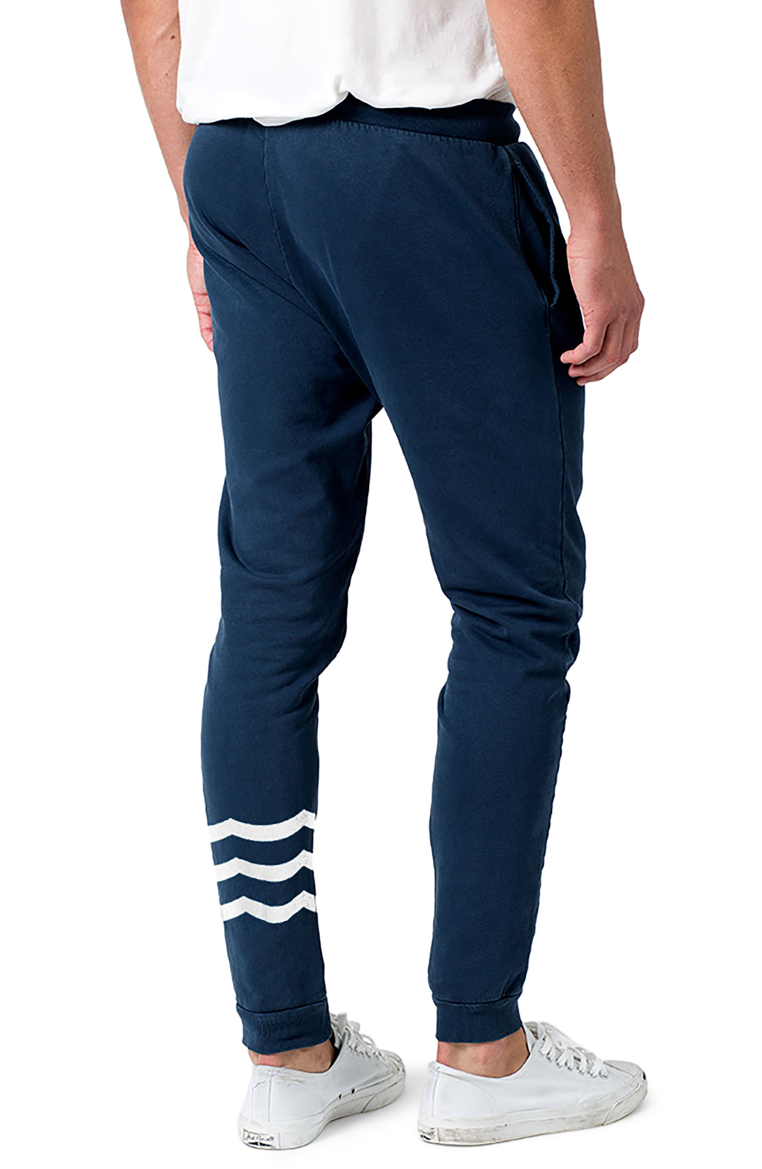 Essential Jogger Pants,                             Alternate thumbnail 2, color,                             Indigo
