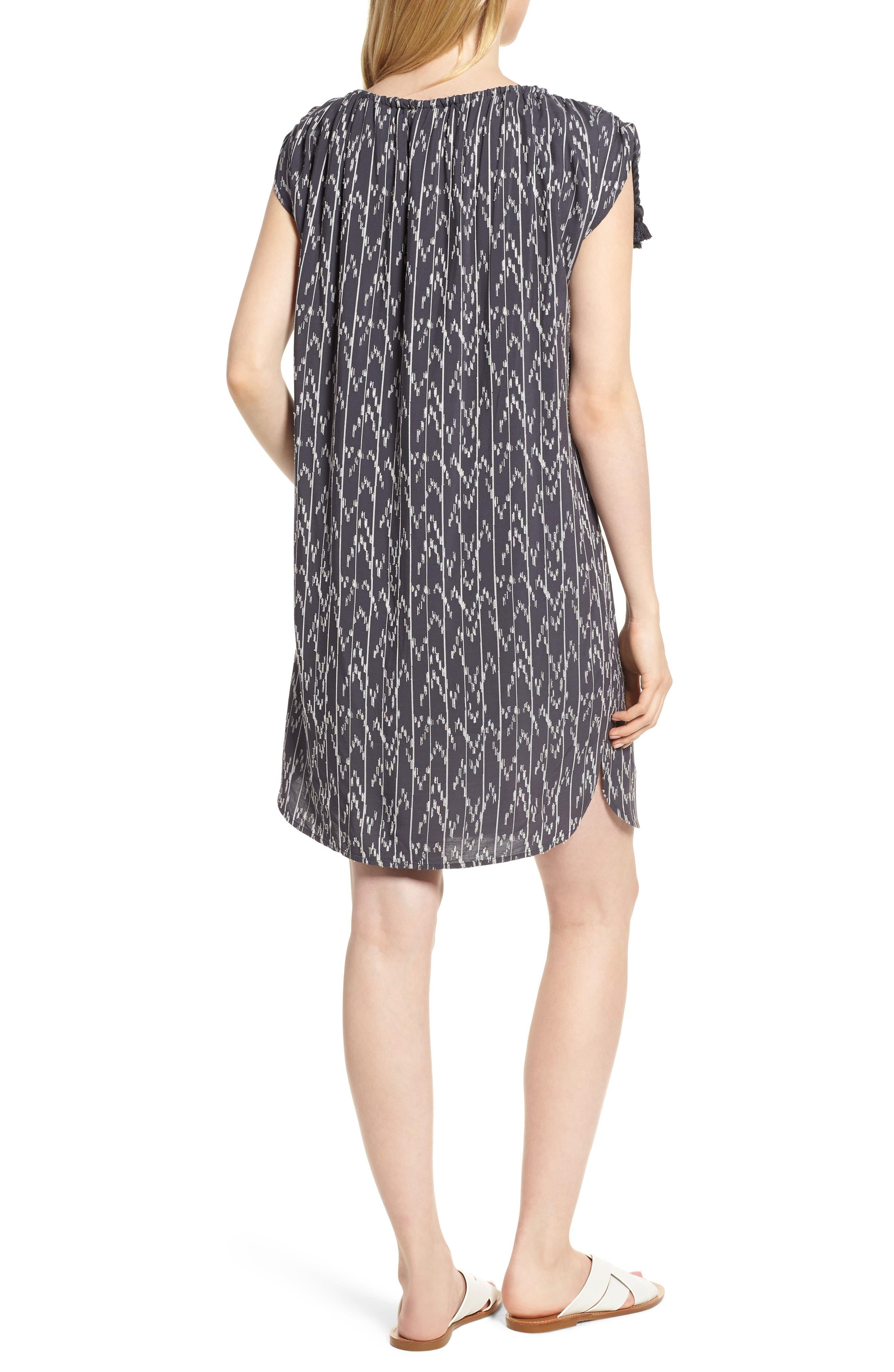 Market Embroidered Shirt Dress,                             Alternate thumbnail 2, color,                             Multi