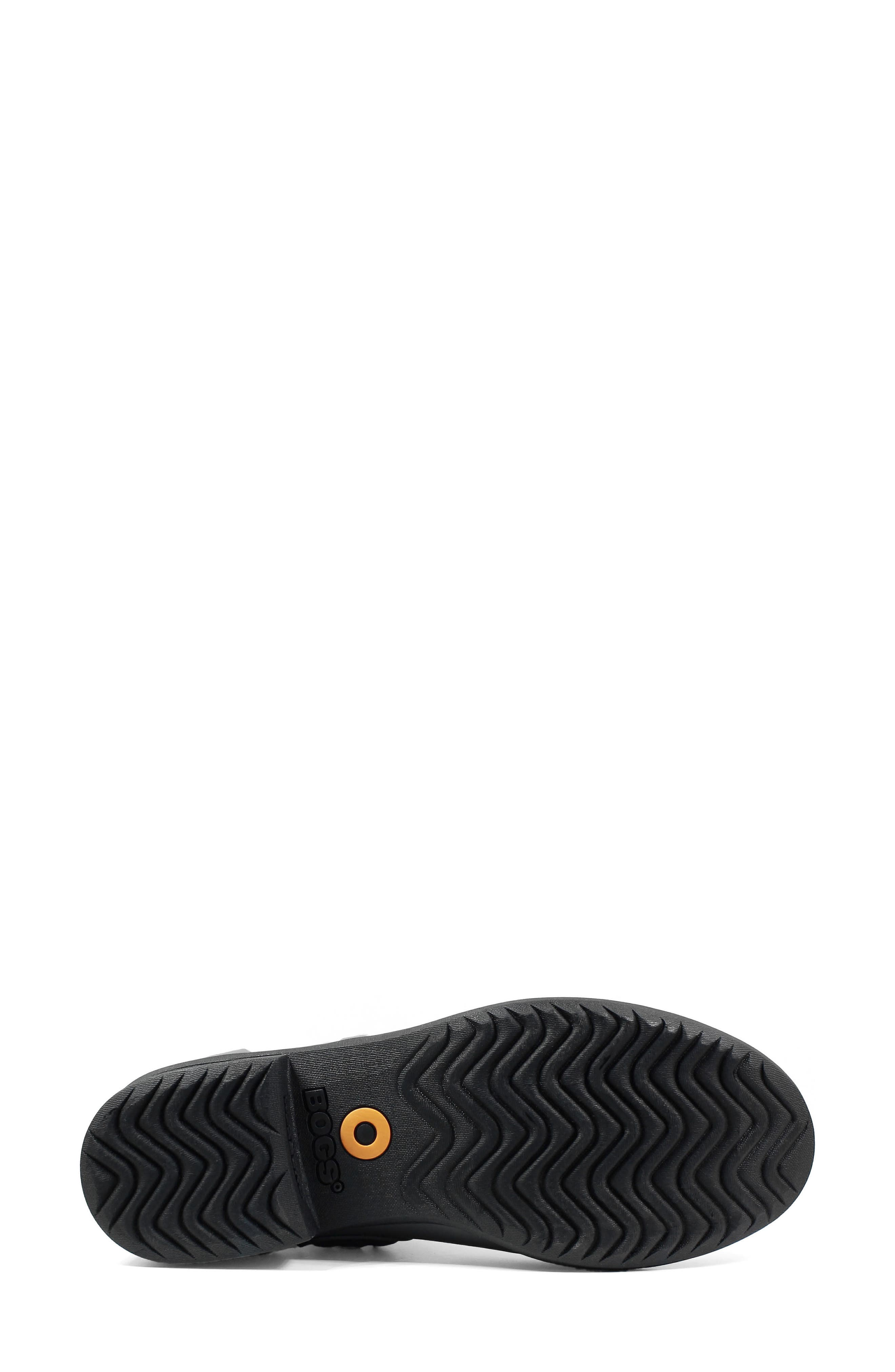 Auburn Insulated Waterproof Boot,                             Alternate thumbnail 6, color,                             Grey