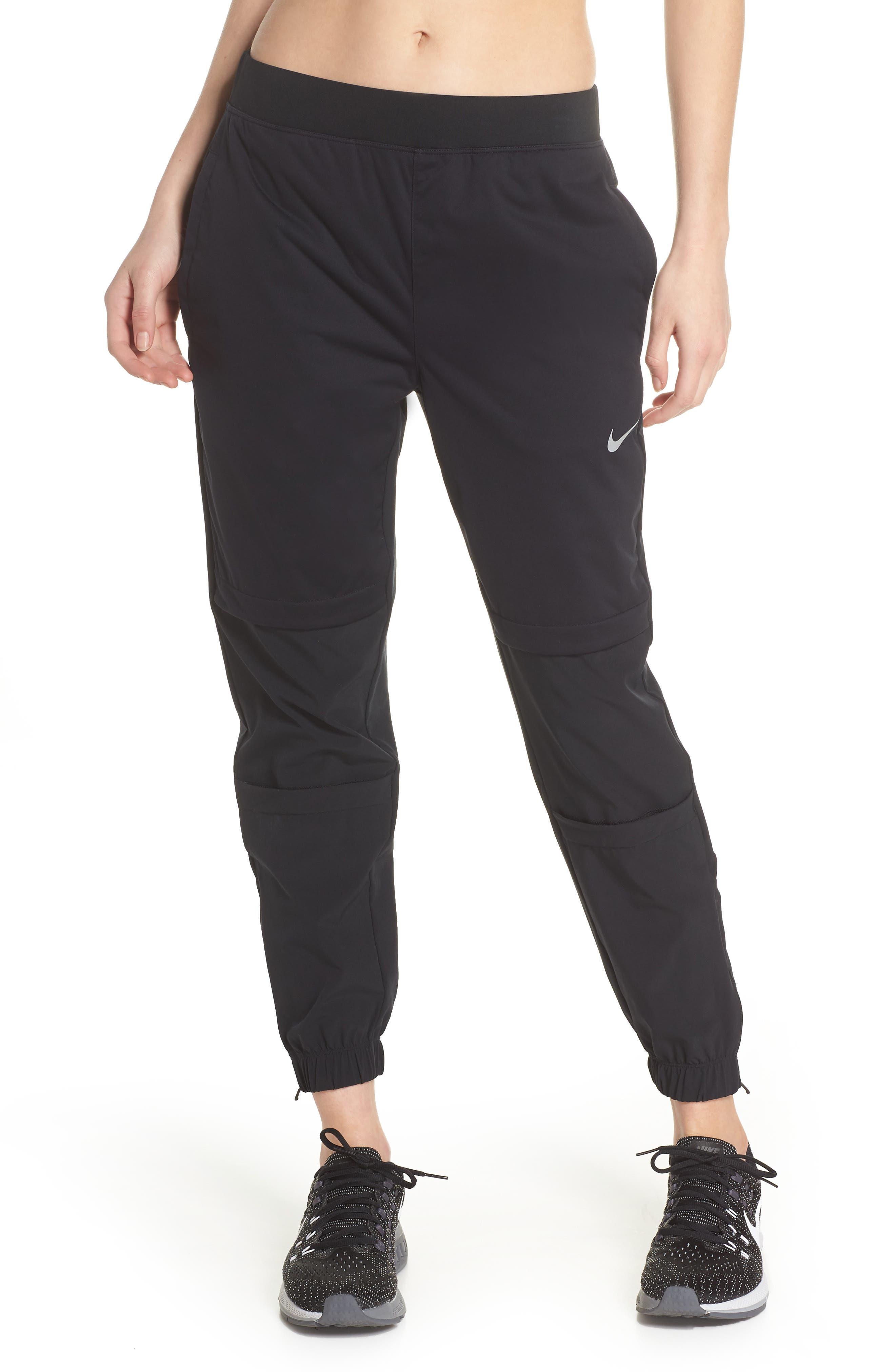 Shield Swift Running Pants,                         Main,                         color, Black